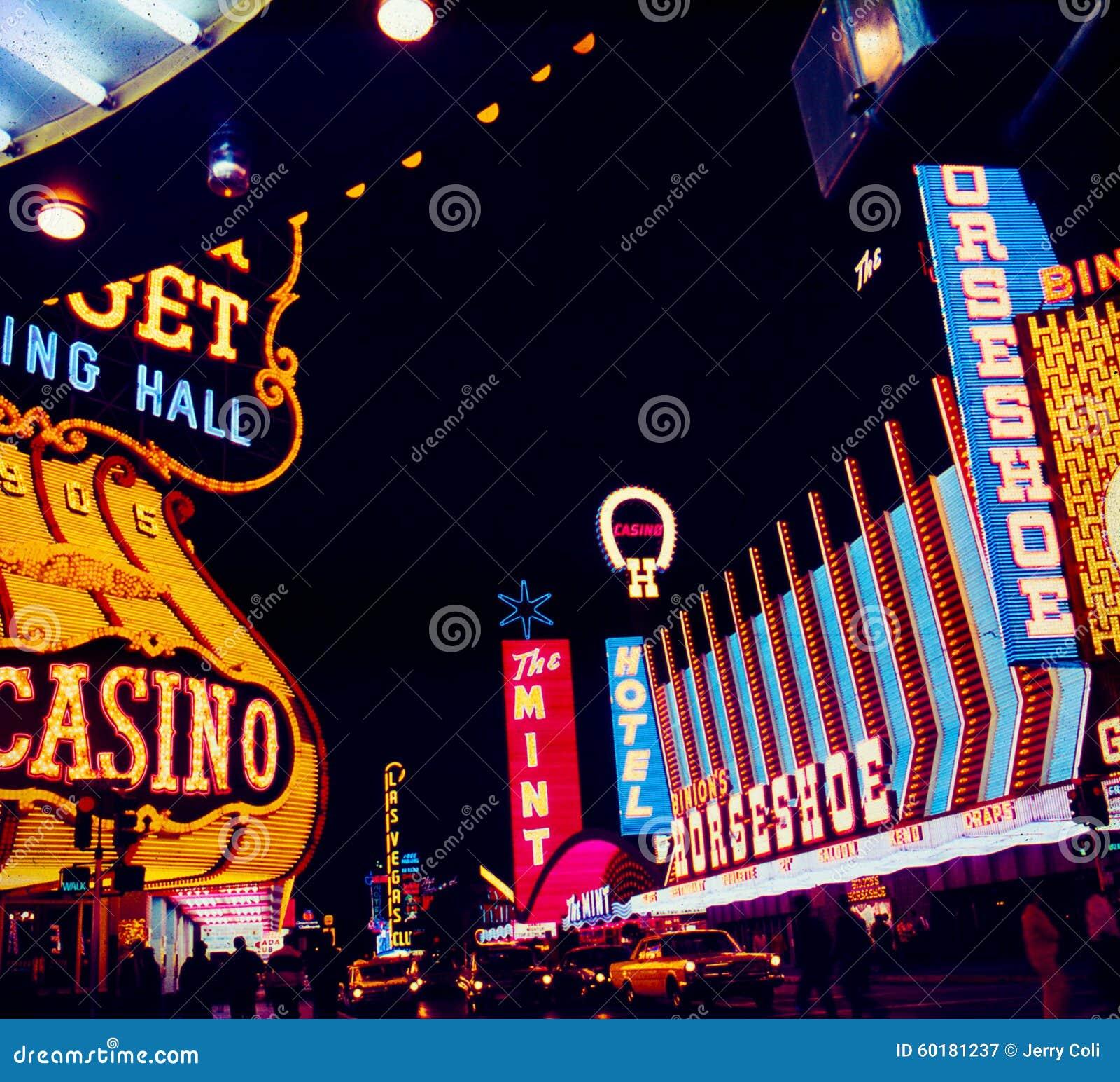 Vintage Las Vegas.