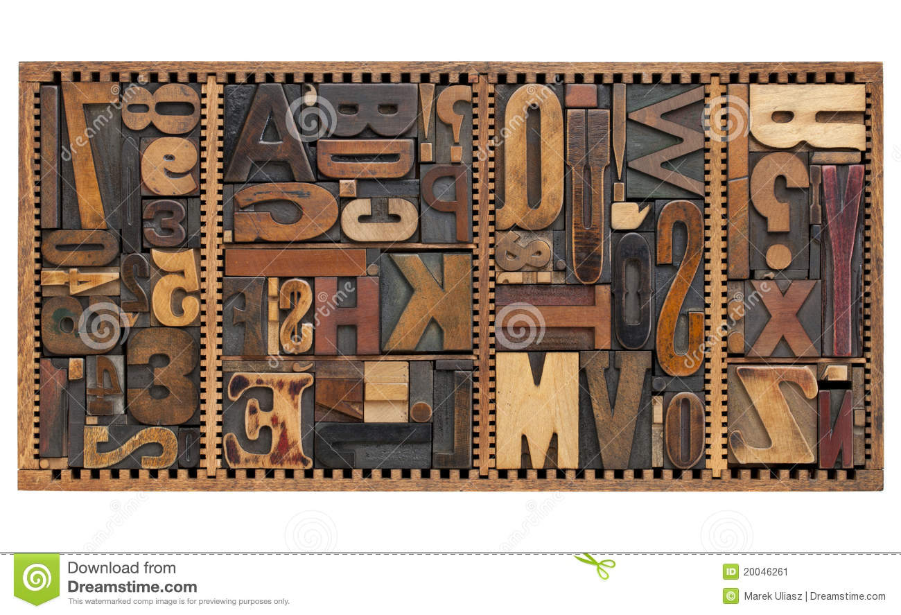 old sign letters vintage letters numbers and punctuation signs stock image 23844 | vintage letters numbers punctuation signs 20046261