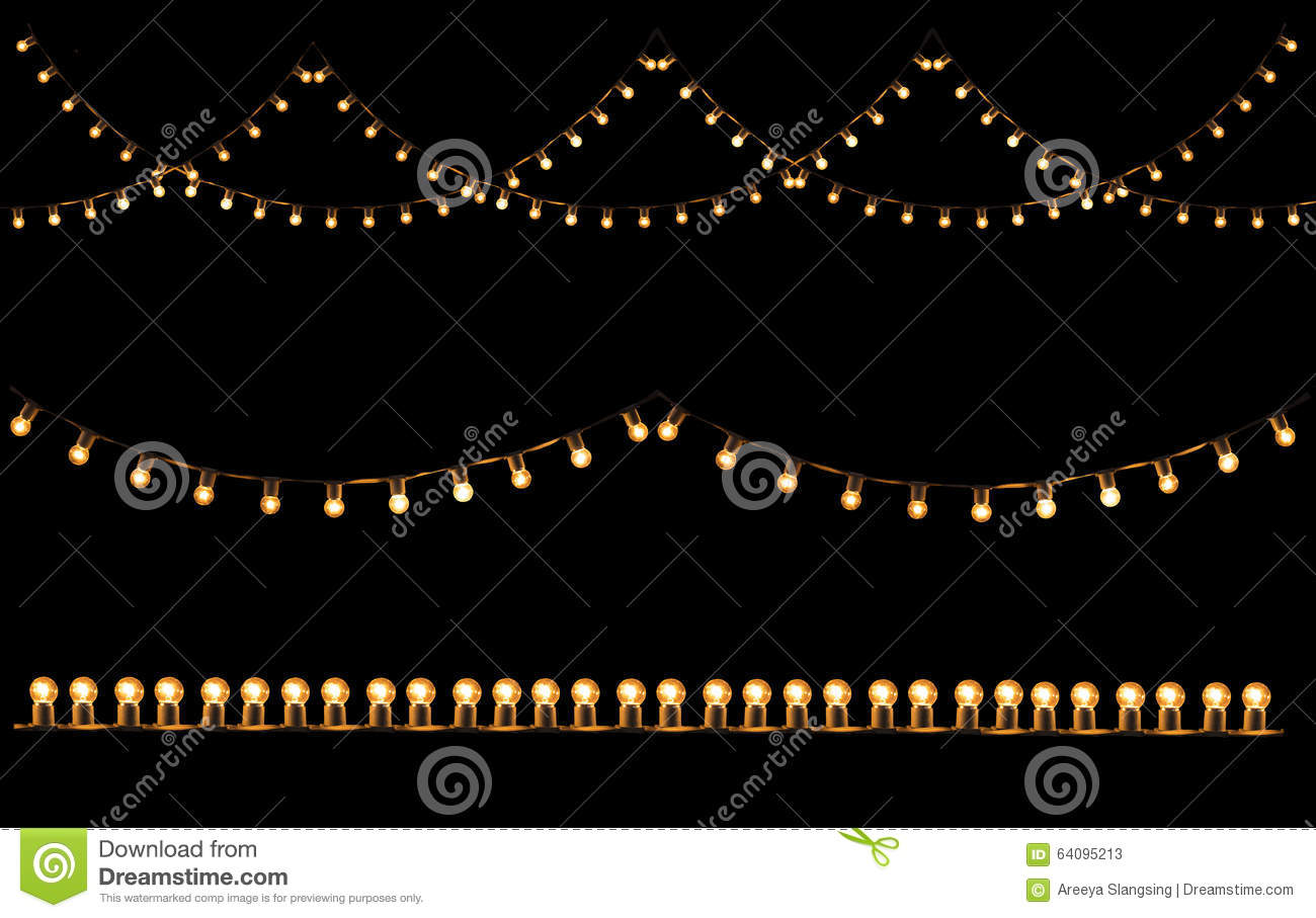 Vintage light bulb strip line isolated stock images 3 photos mozeypictures Gallery