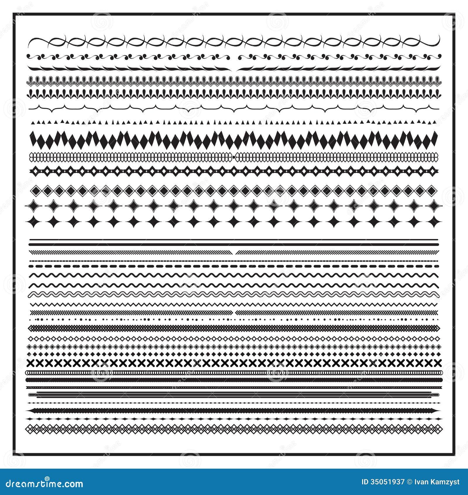 Border Line Design Free Download - Cliparts.co |Desing Line Border