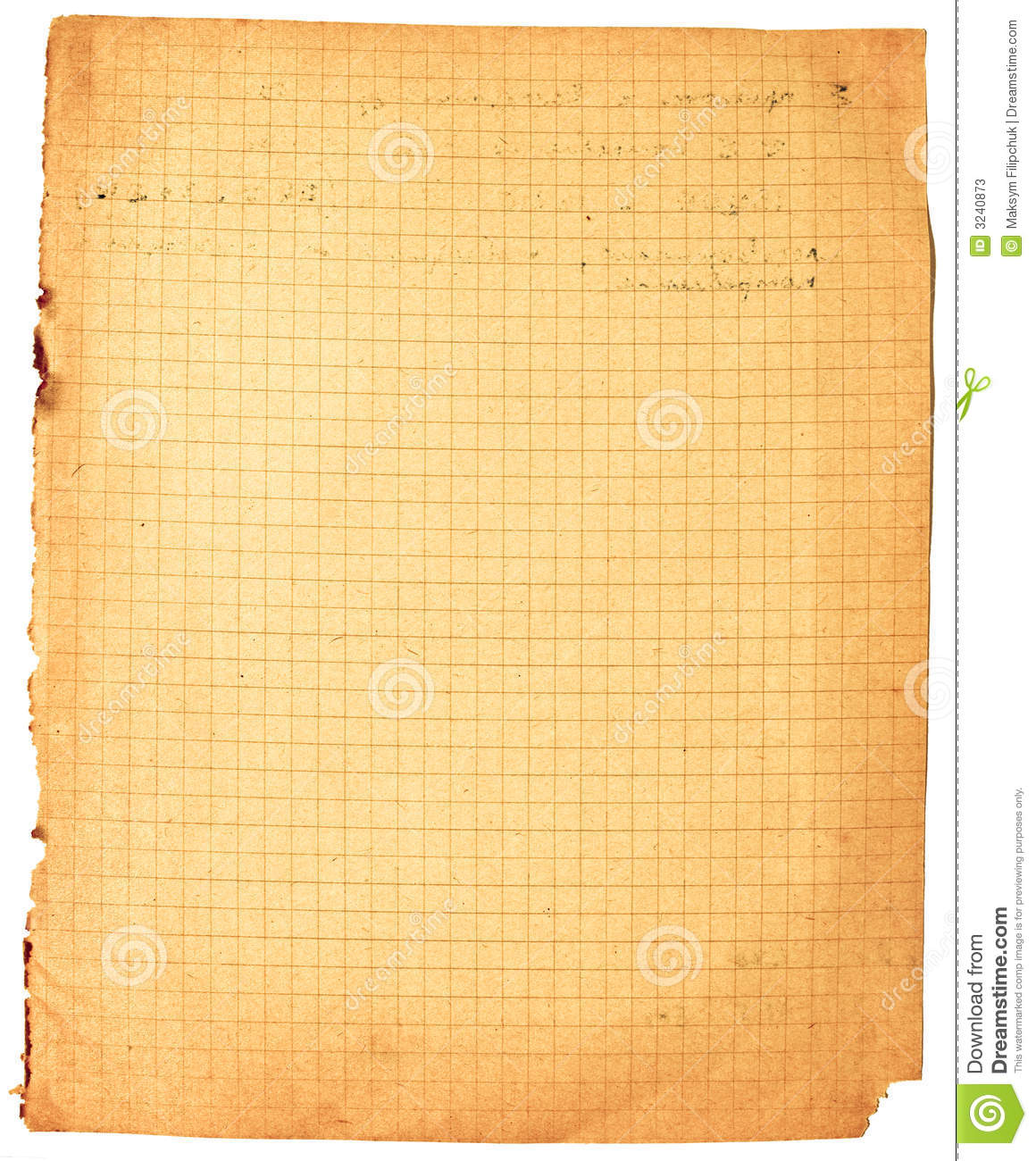 vintage lined paper stock image  image of borders  lined