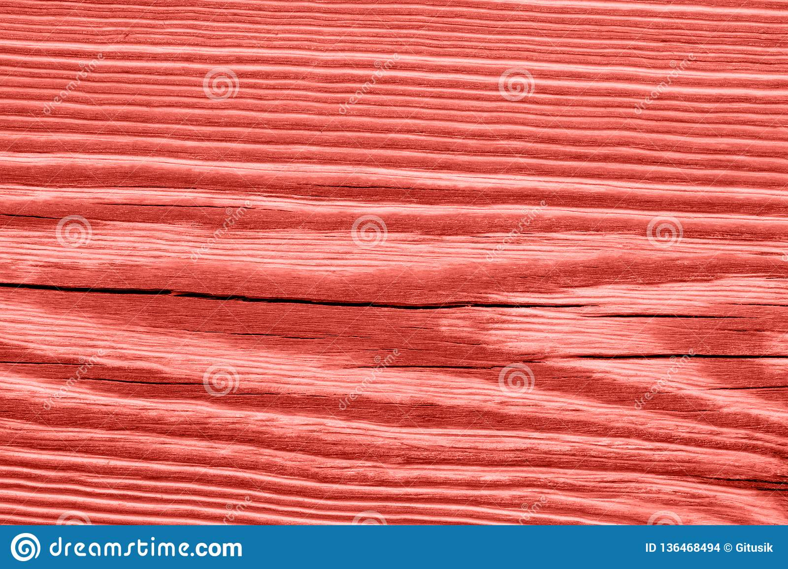 Vintage living coral wood texture. Abstract background