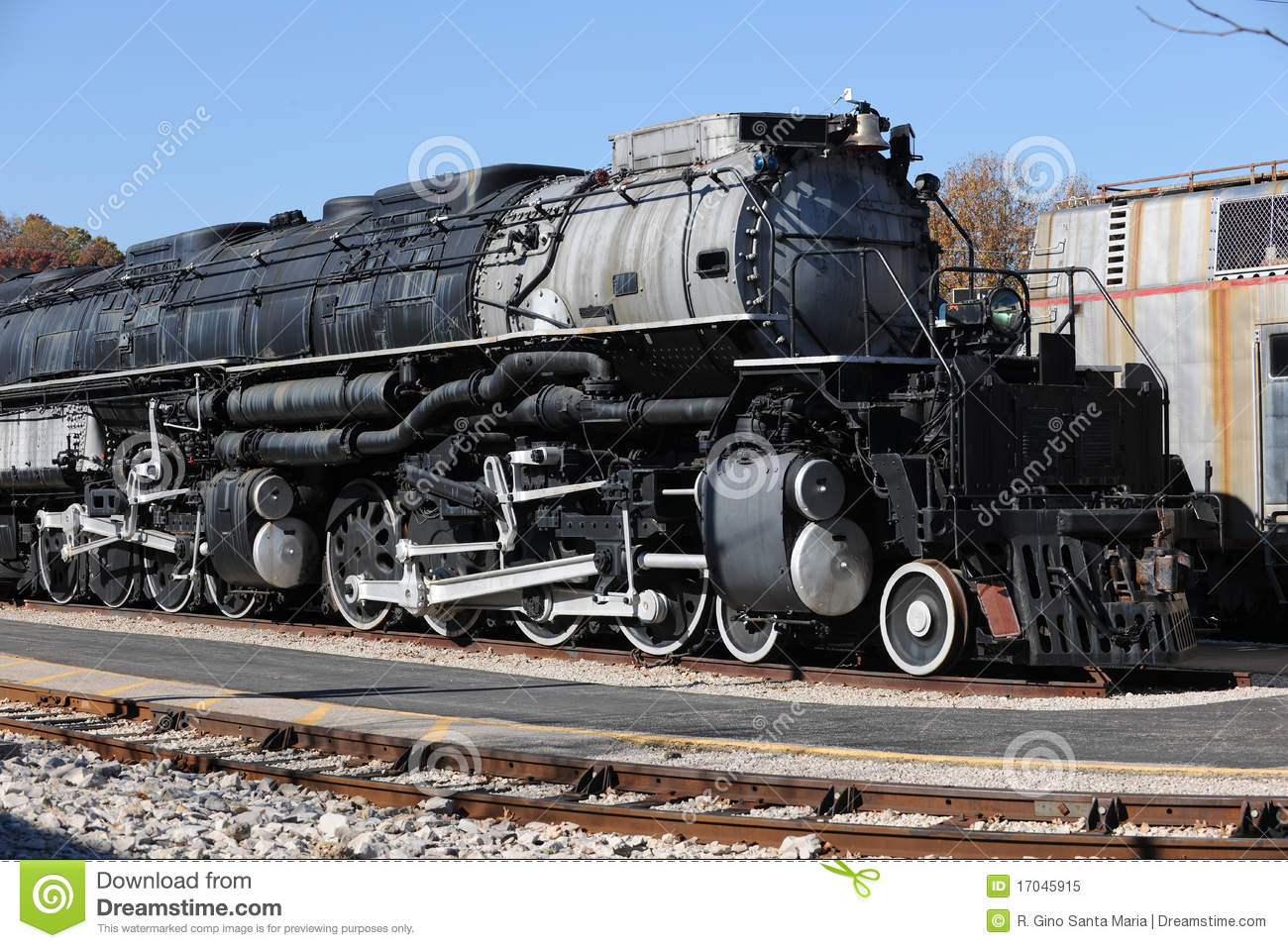 Vintage Locomotive 27