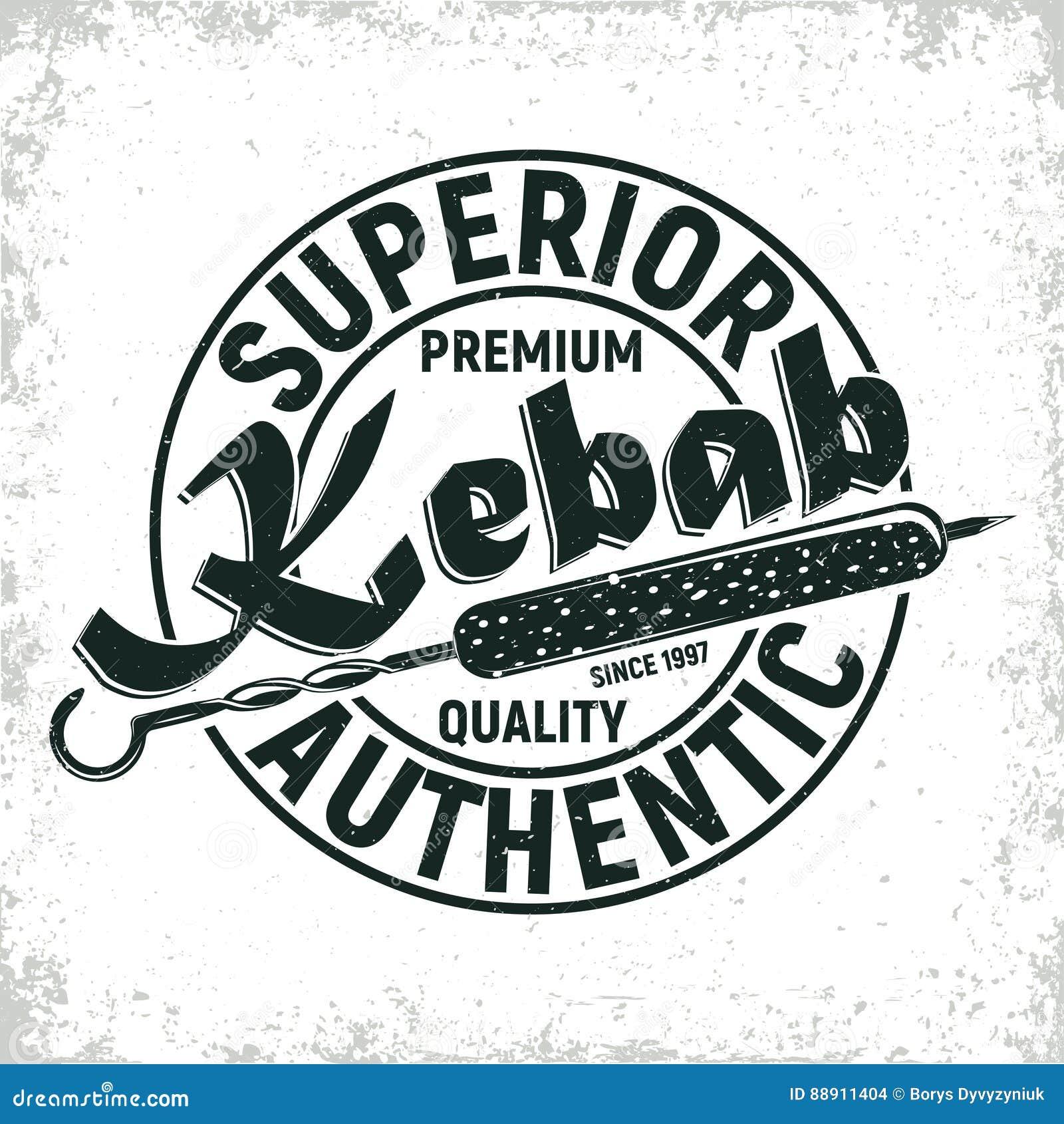 Vintage Logo Design Stock Vector Illustration Of Badge 88911404