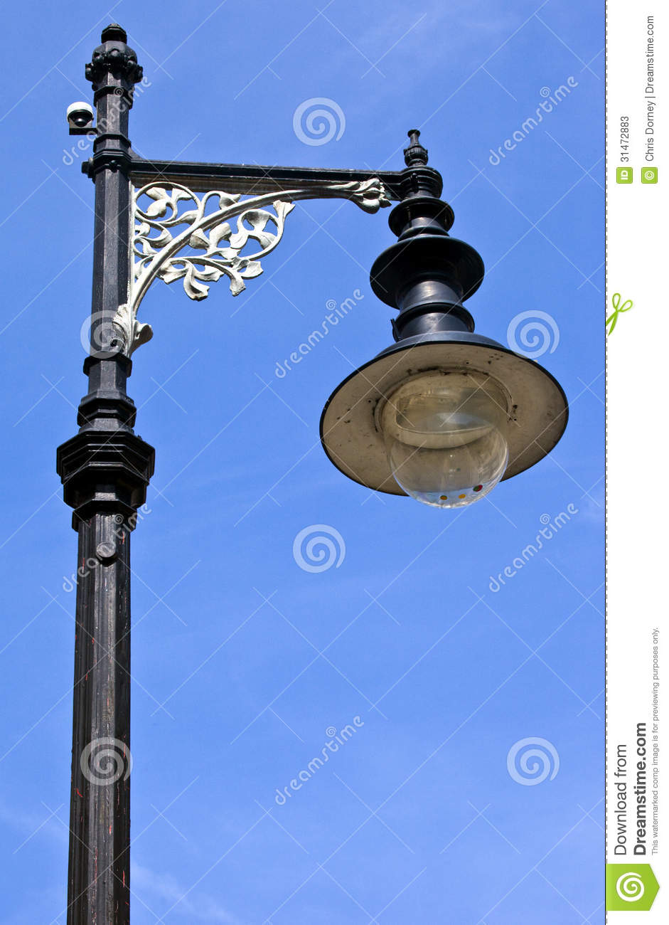 Vintage london lamp post stock image image of street 31472883 vintage london lamp post aloadofball Image collections