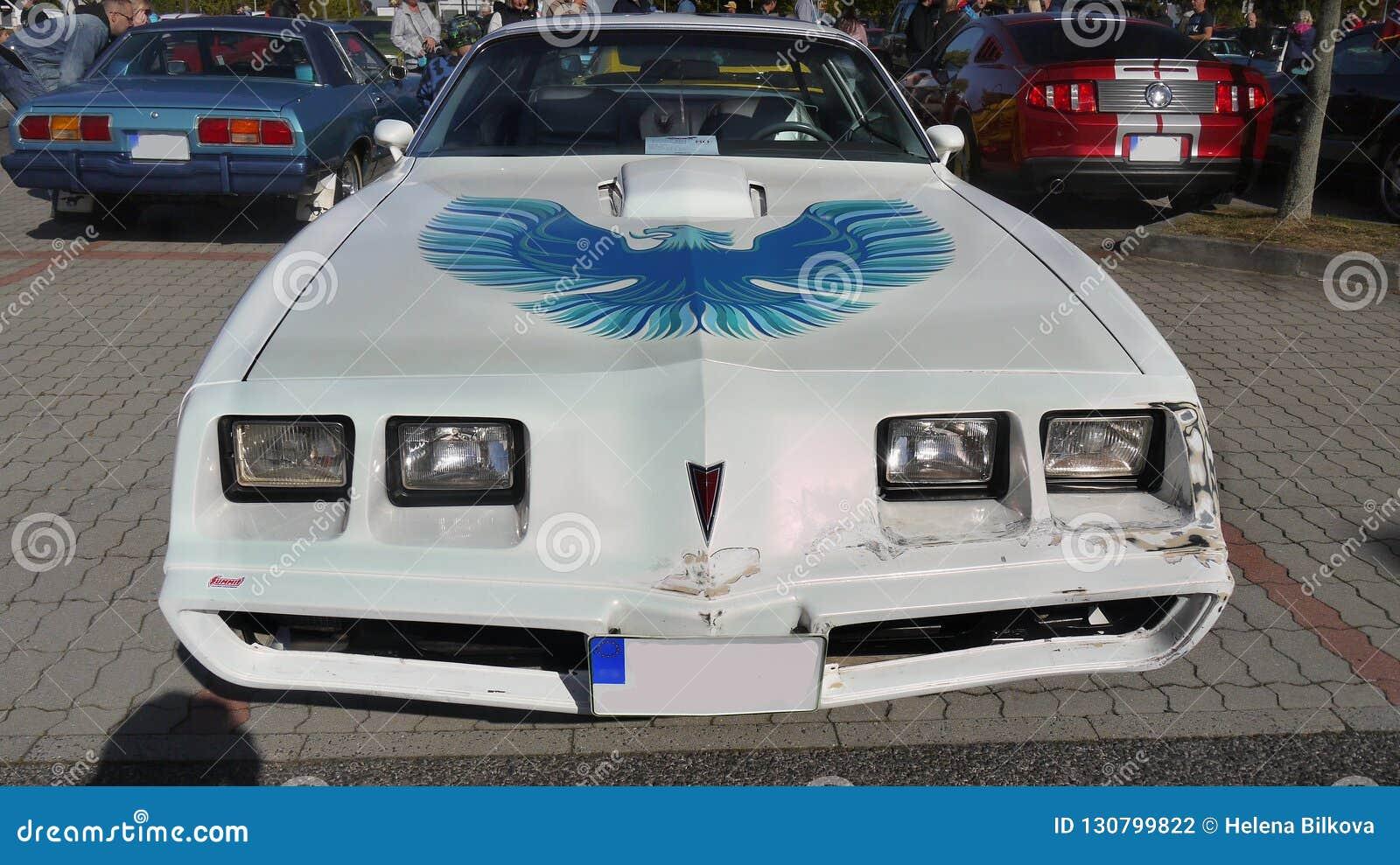 Vintage Luxury Car Pontiac Editorial Photography Image Of Automobiles Pontiac 130799822