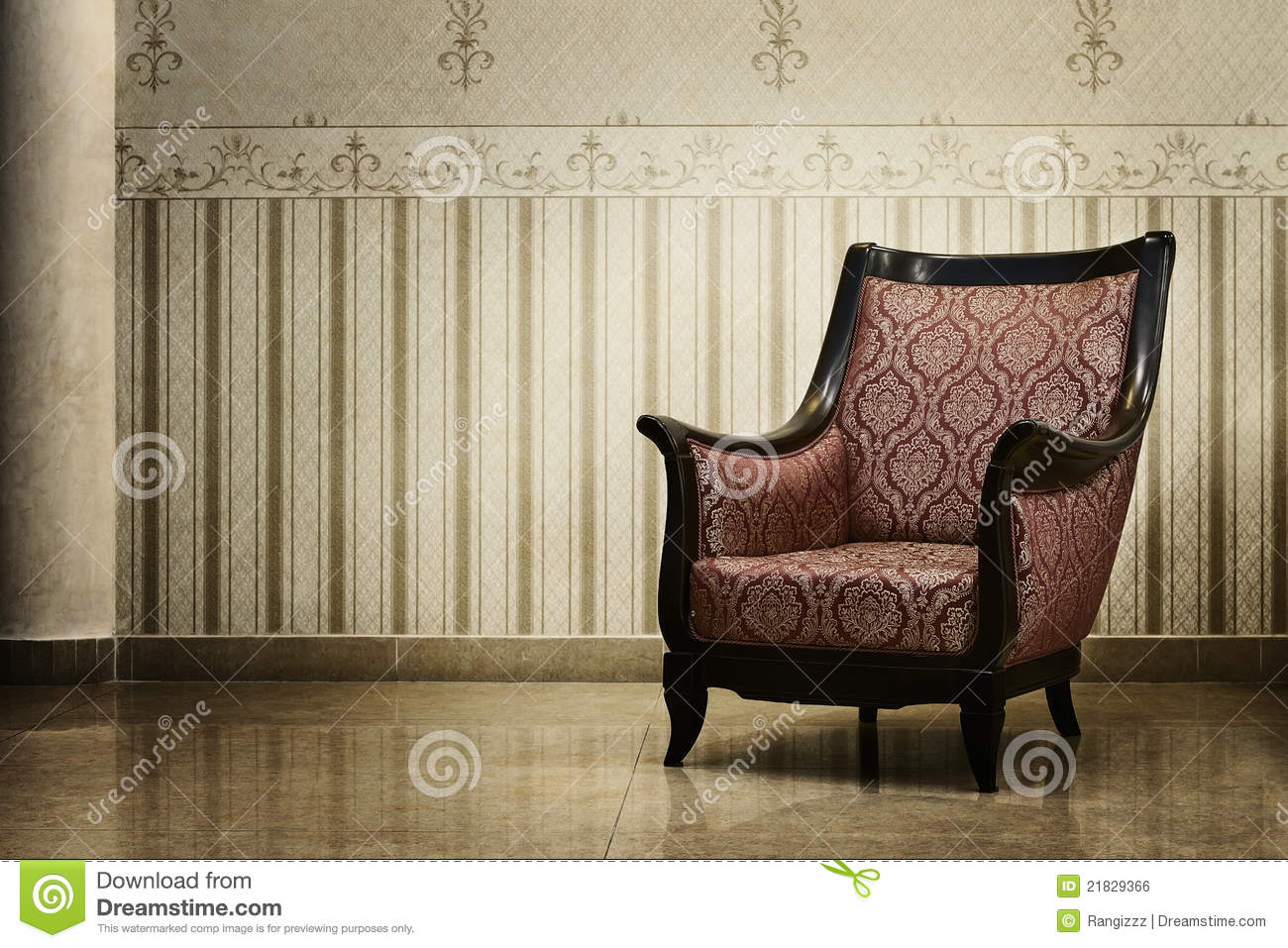 Vintage Luxury Interior Royalty Free Stock Image Image