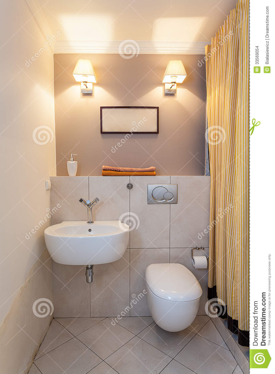 More similar stock images of ` Vintage mansion - water closet `