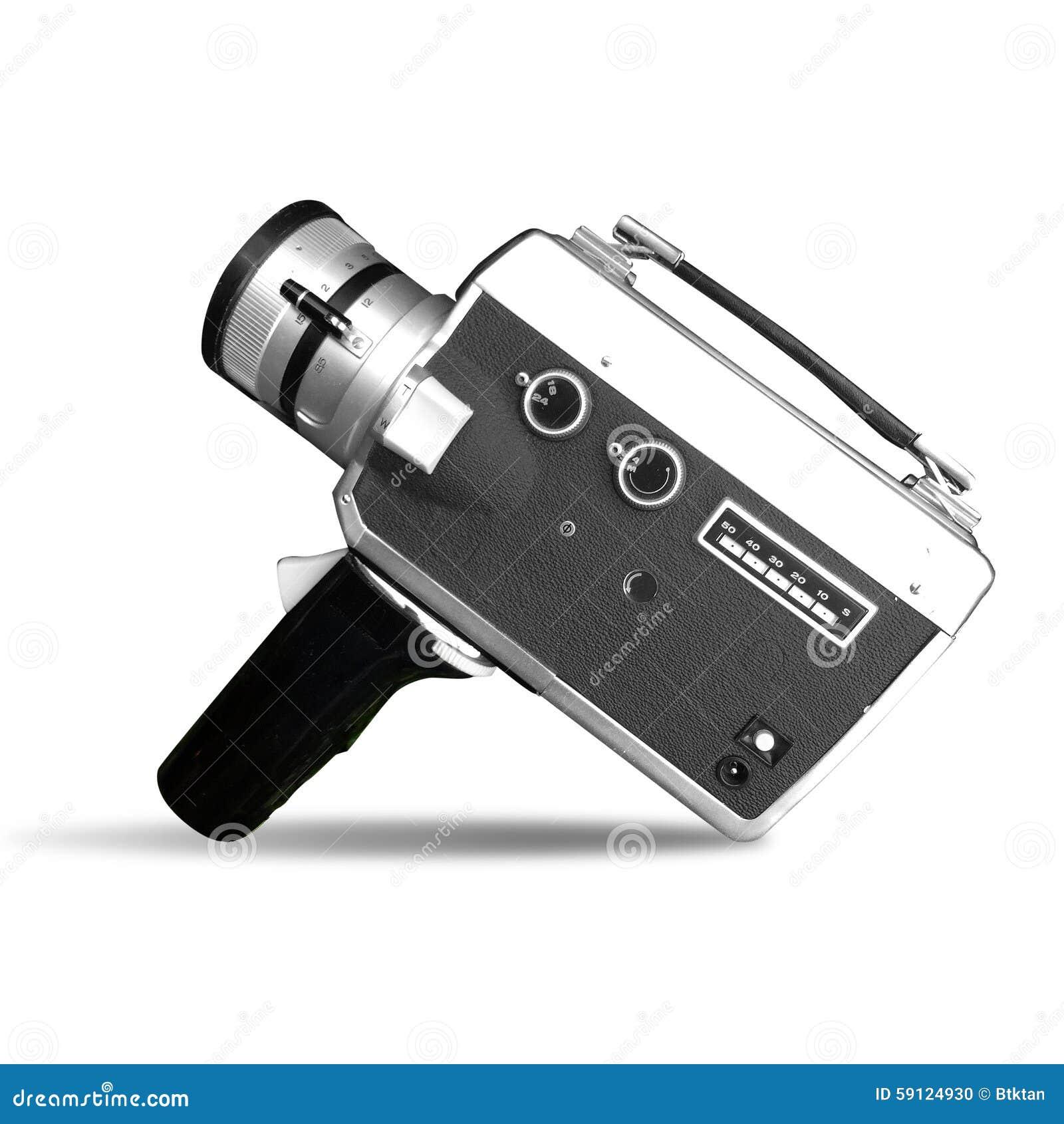 8Mm Vintage Camera vintage 8mm film camera stock photo. image of antique - 59124930