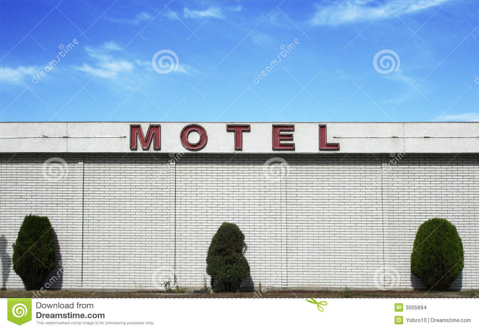 Vintage Motel 71
