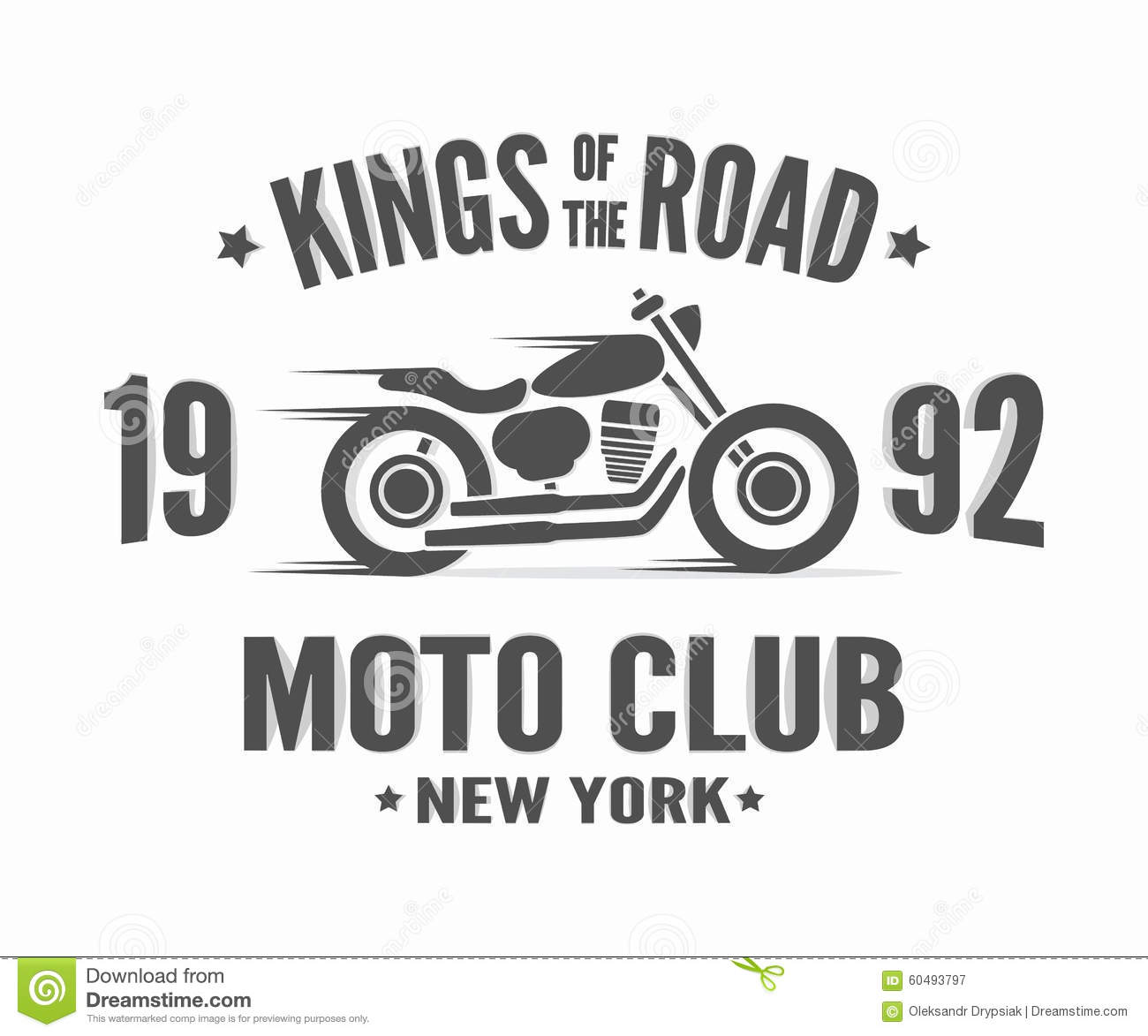 Design t shirt label - Design Label Motorcycle Poster Shirt