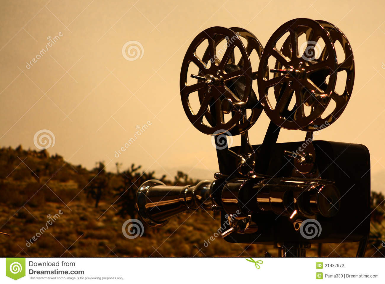 vintage movie camera stock photo image of aged equipment