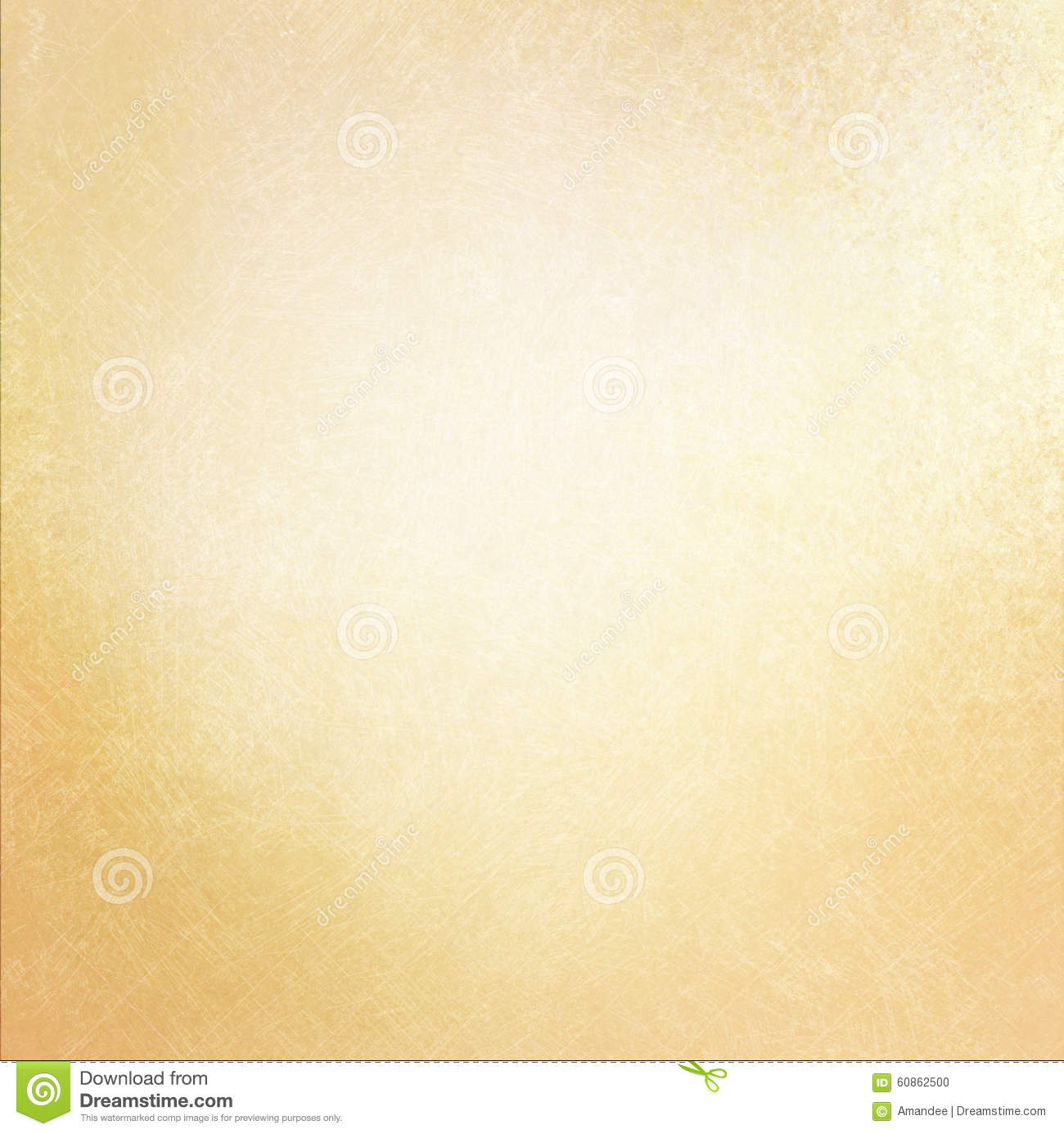 vintage old paper background with soft gold color and