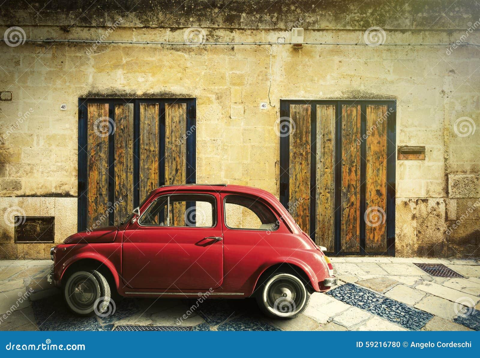 Buy Old Rental Cars