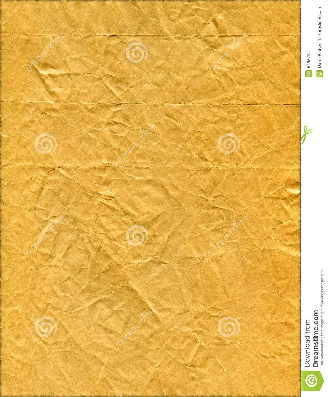Ripped Old Paper: Vintage Old Retro Ripped Paper Texture Stock Images