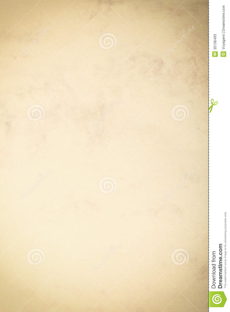 Vintage Paper Texture Abstract Background Stock Photos