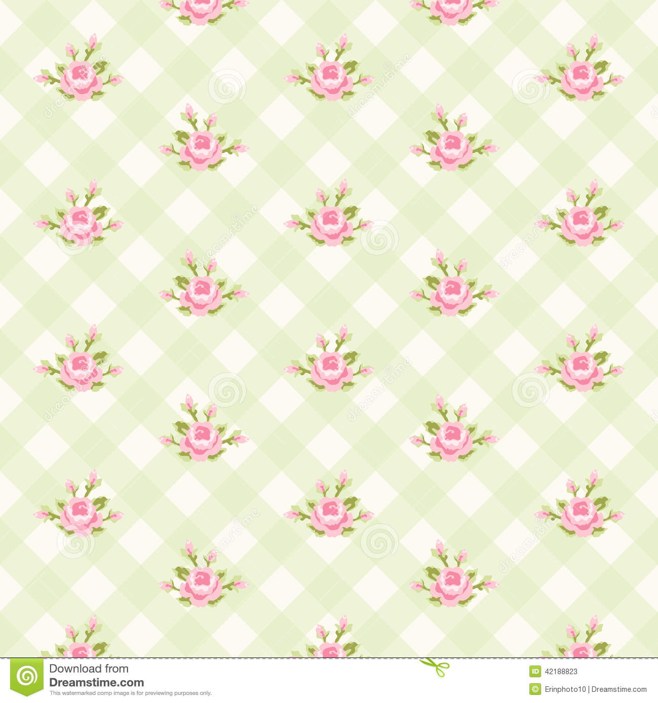 Vintage pattern 5 stock vector image 42188823 for Lampe style shabby chic