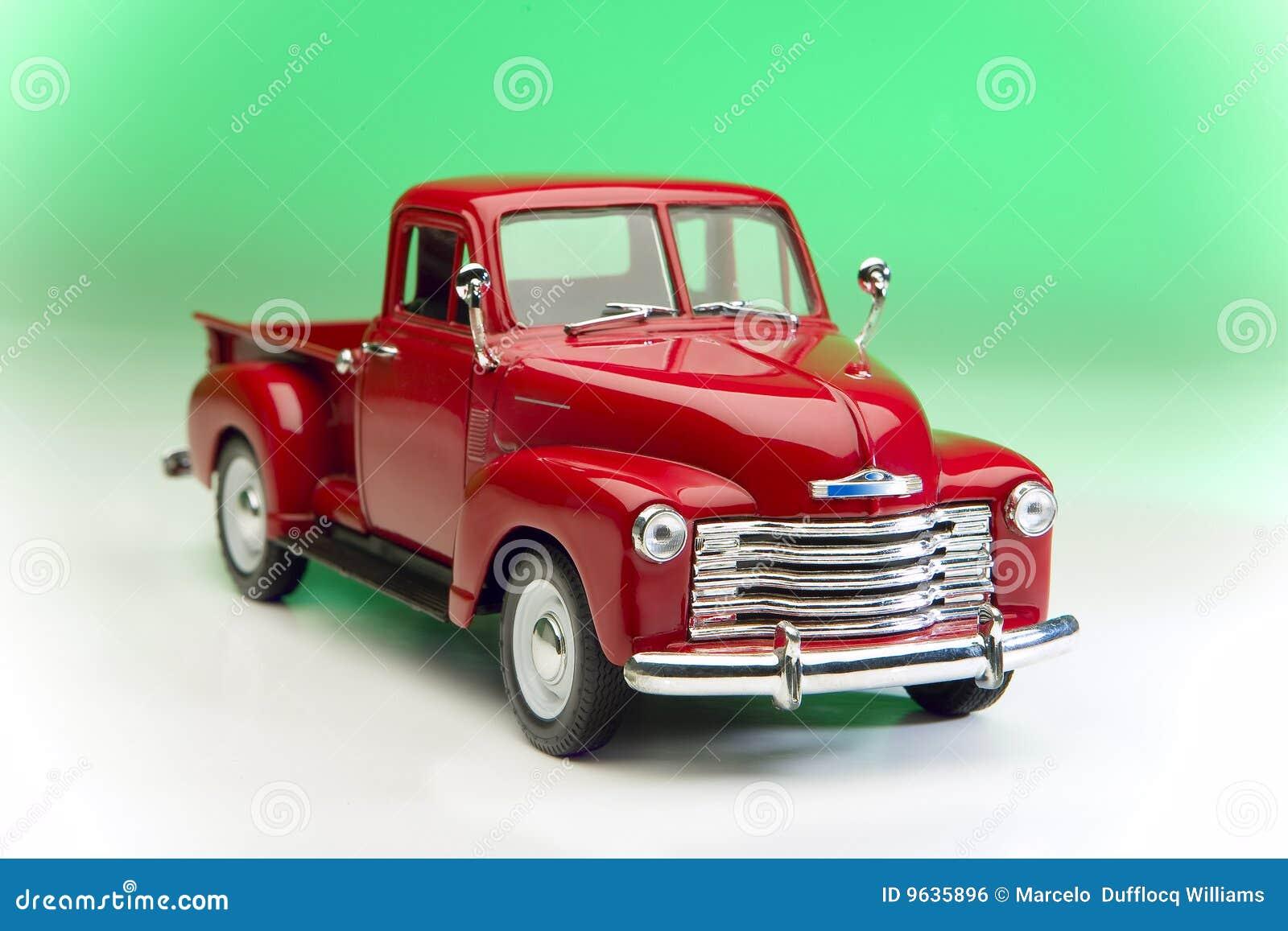 Vintage pickup truck stock photo. Image of fender, chrome - 9635896