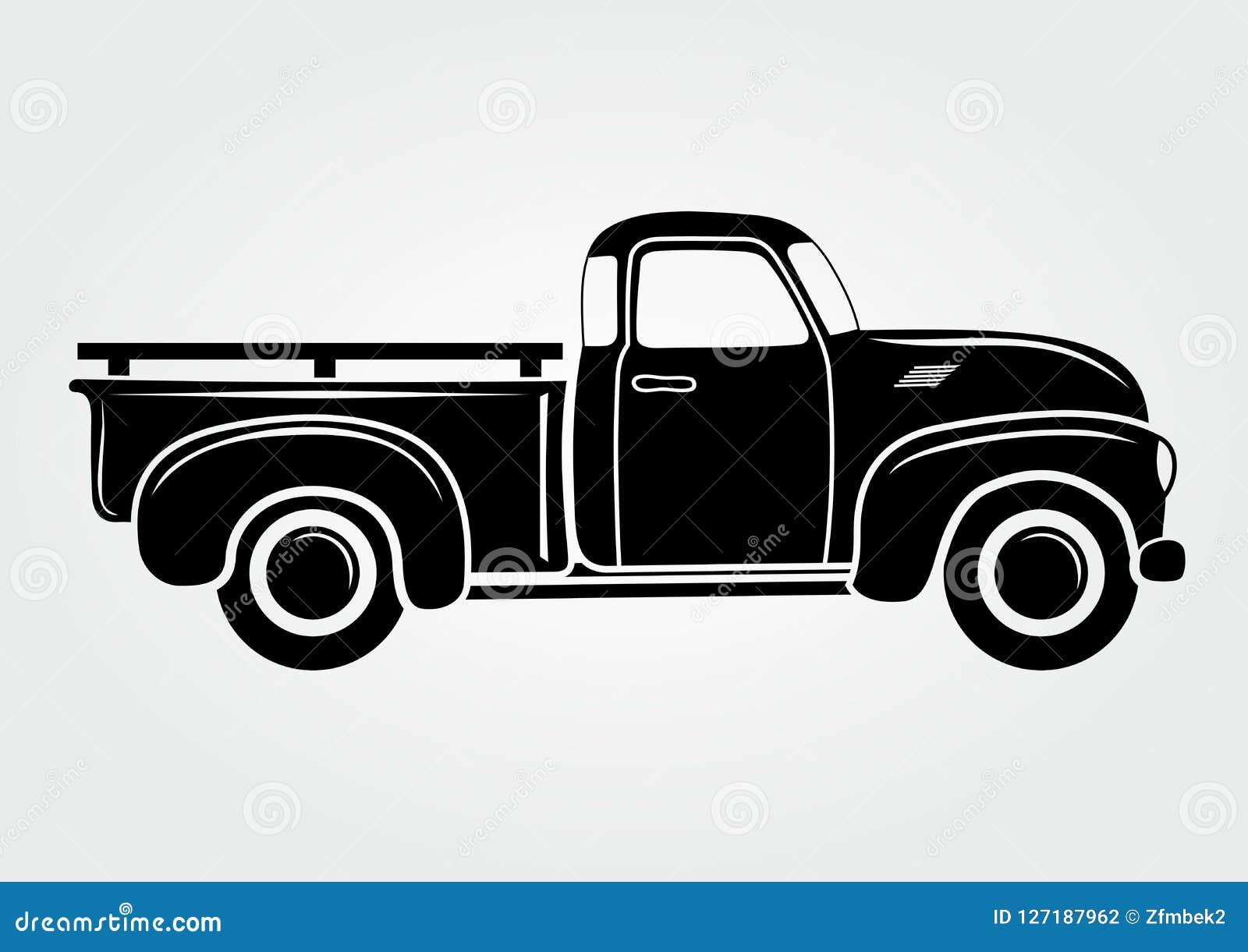 Pickup Truck Stock Illustrations 12 546 Pickup Truck Stock Illustrations Vectors Clipart Dreamstime