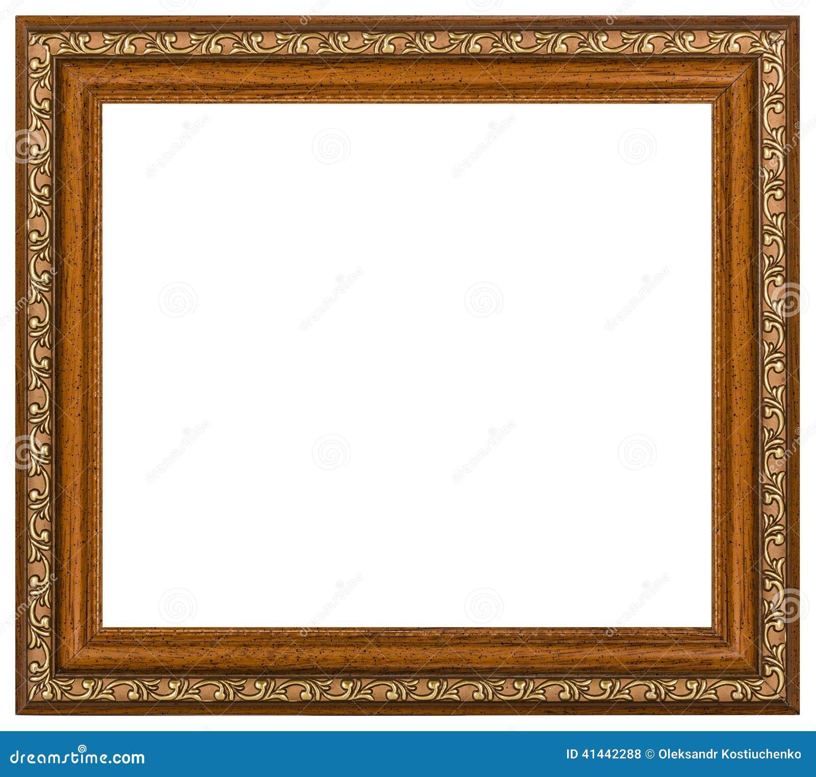 Vintage picture frame white background stock photo image of royalty free stock photo jeuxipadfo Gallery