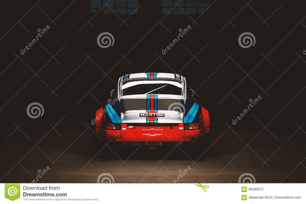 Vintage Porsche 911 Car Editorial Photography Image Of Luxury