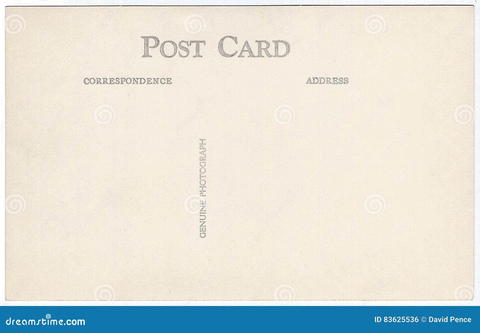 real photo postcard