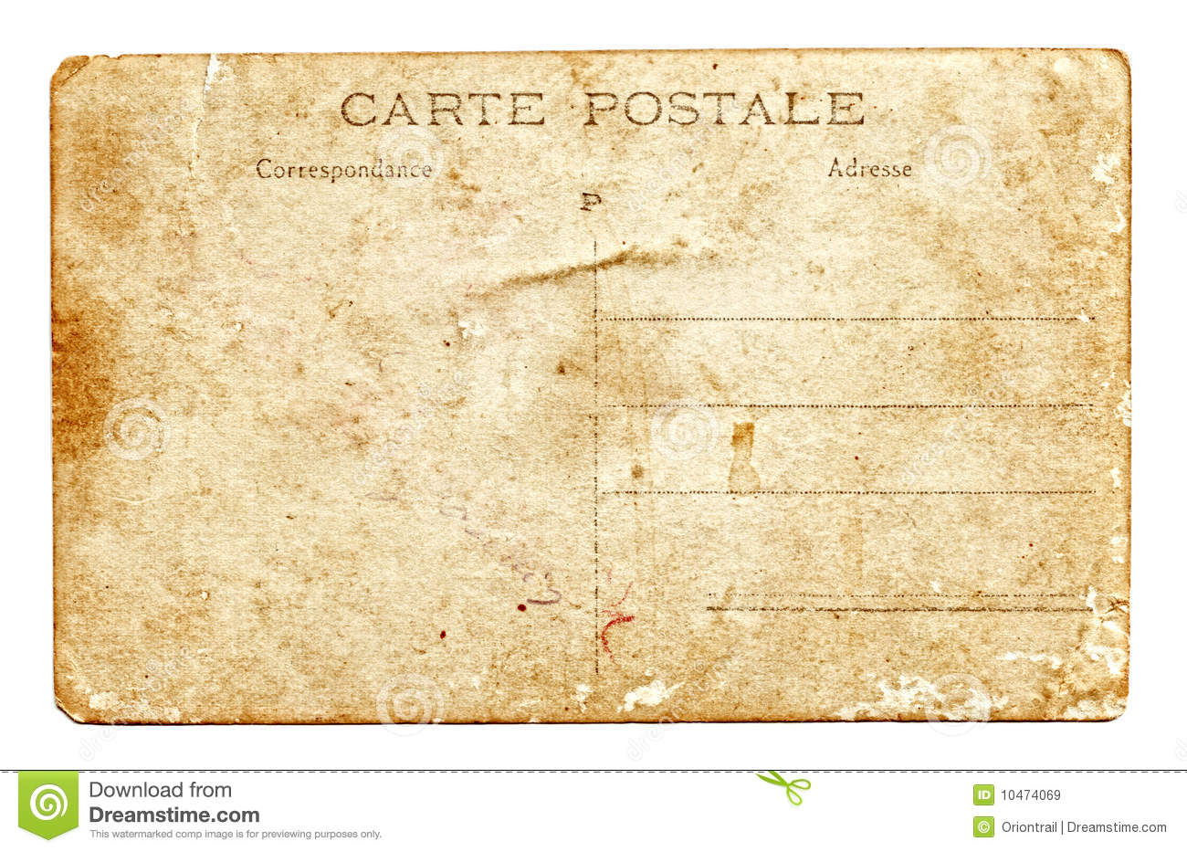 vintage postcard background stock image image of post