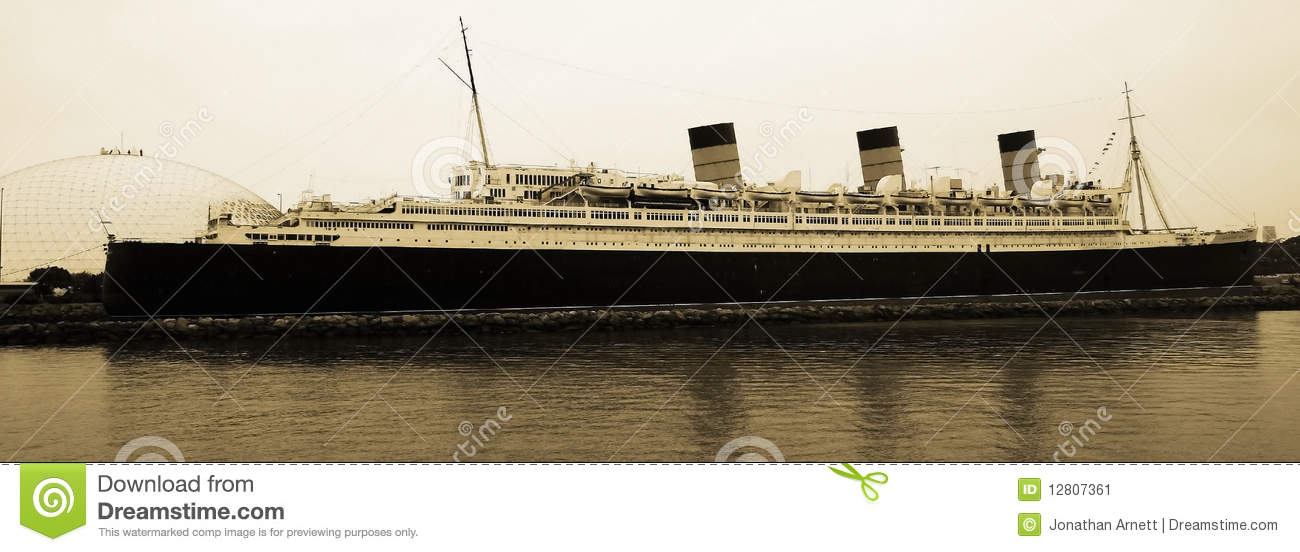 Vintage Queen Mary