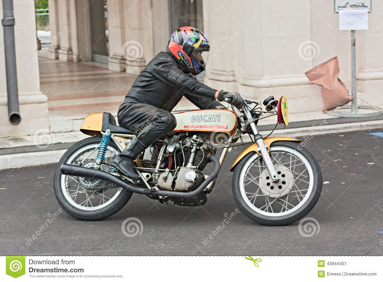 Useful idea vintage race motorcycle for the