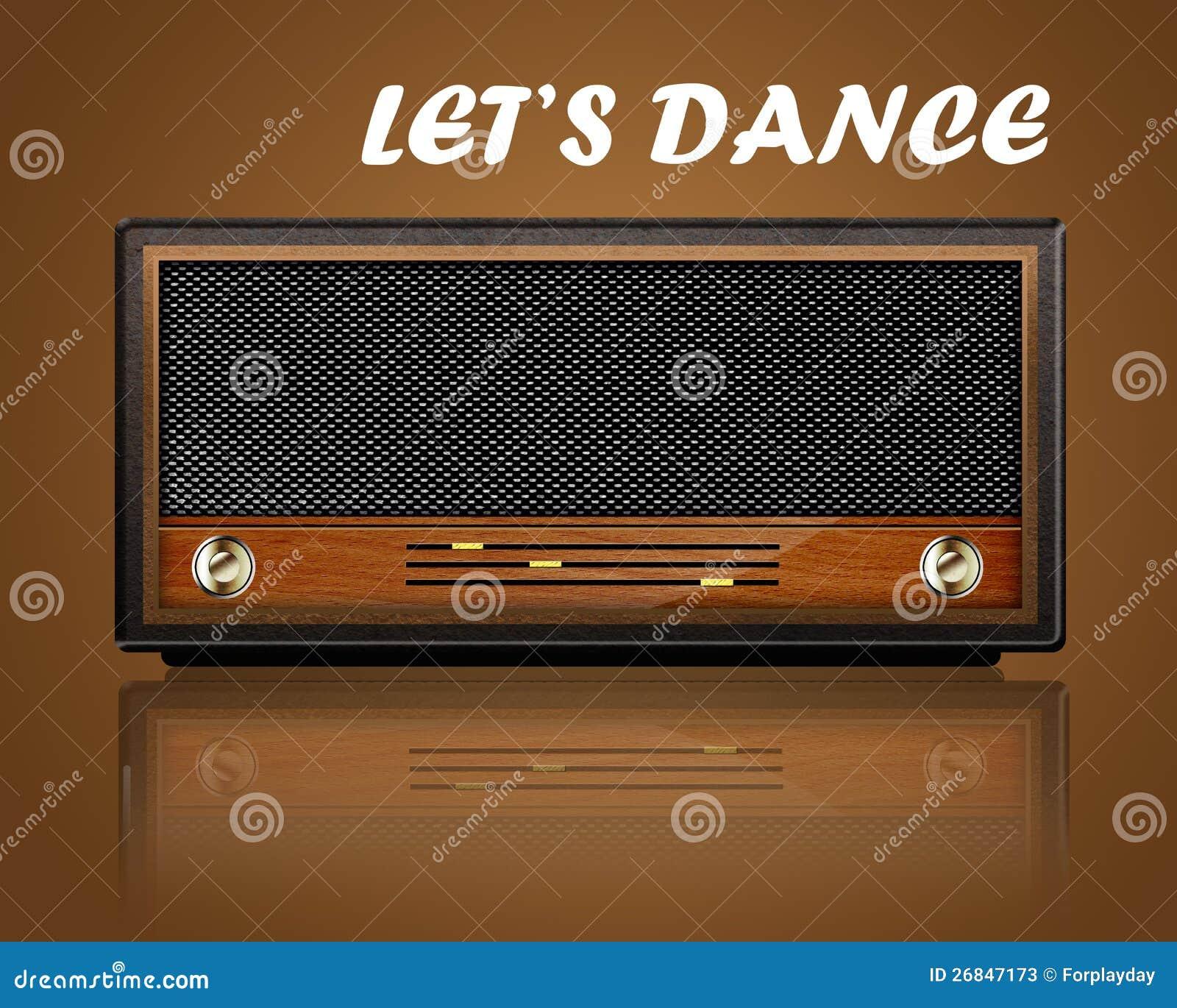 Radio Lets Dance