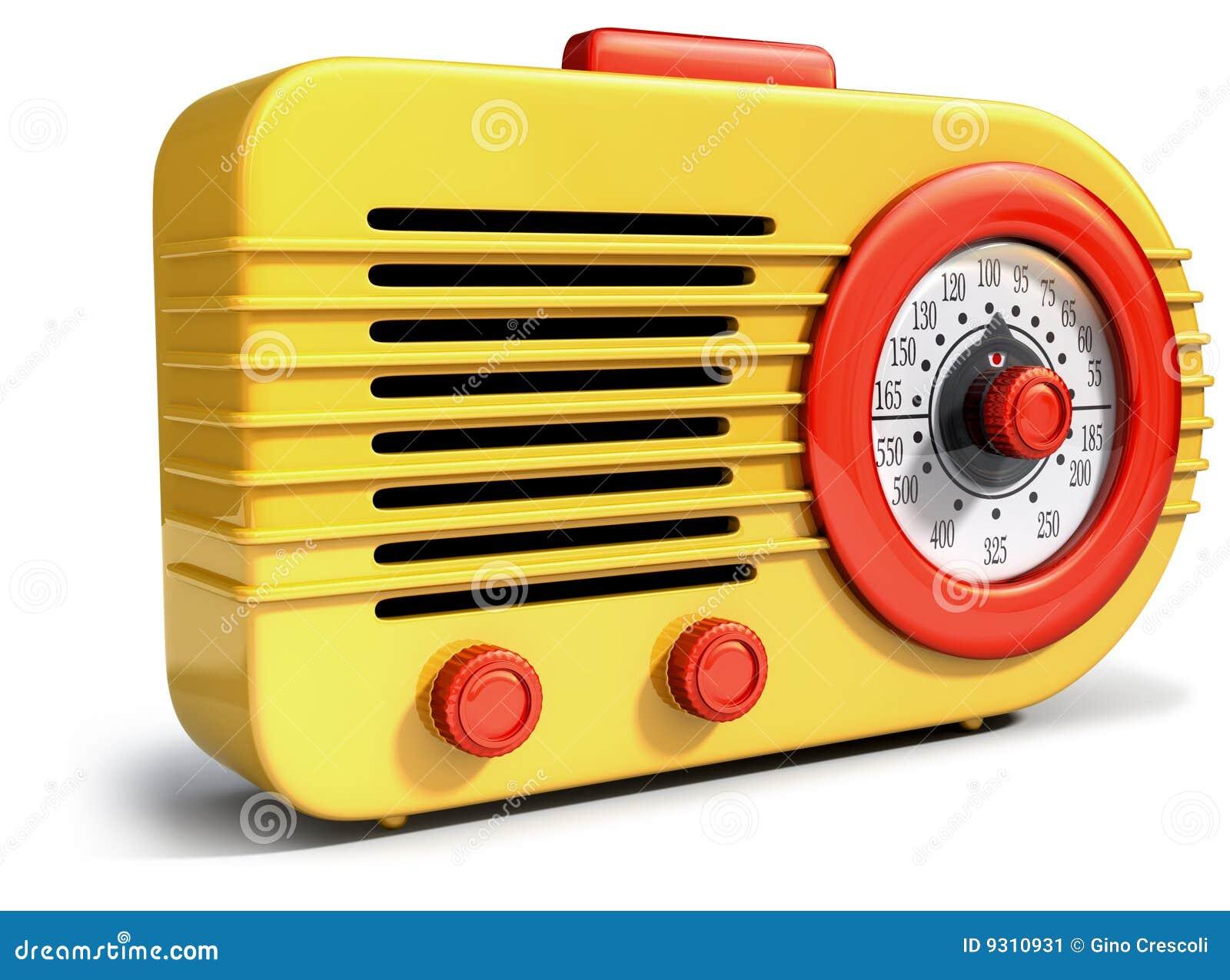 Vintage Radio Receiver Umsatz
