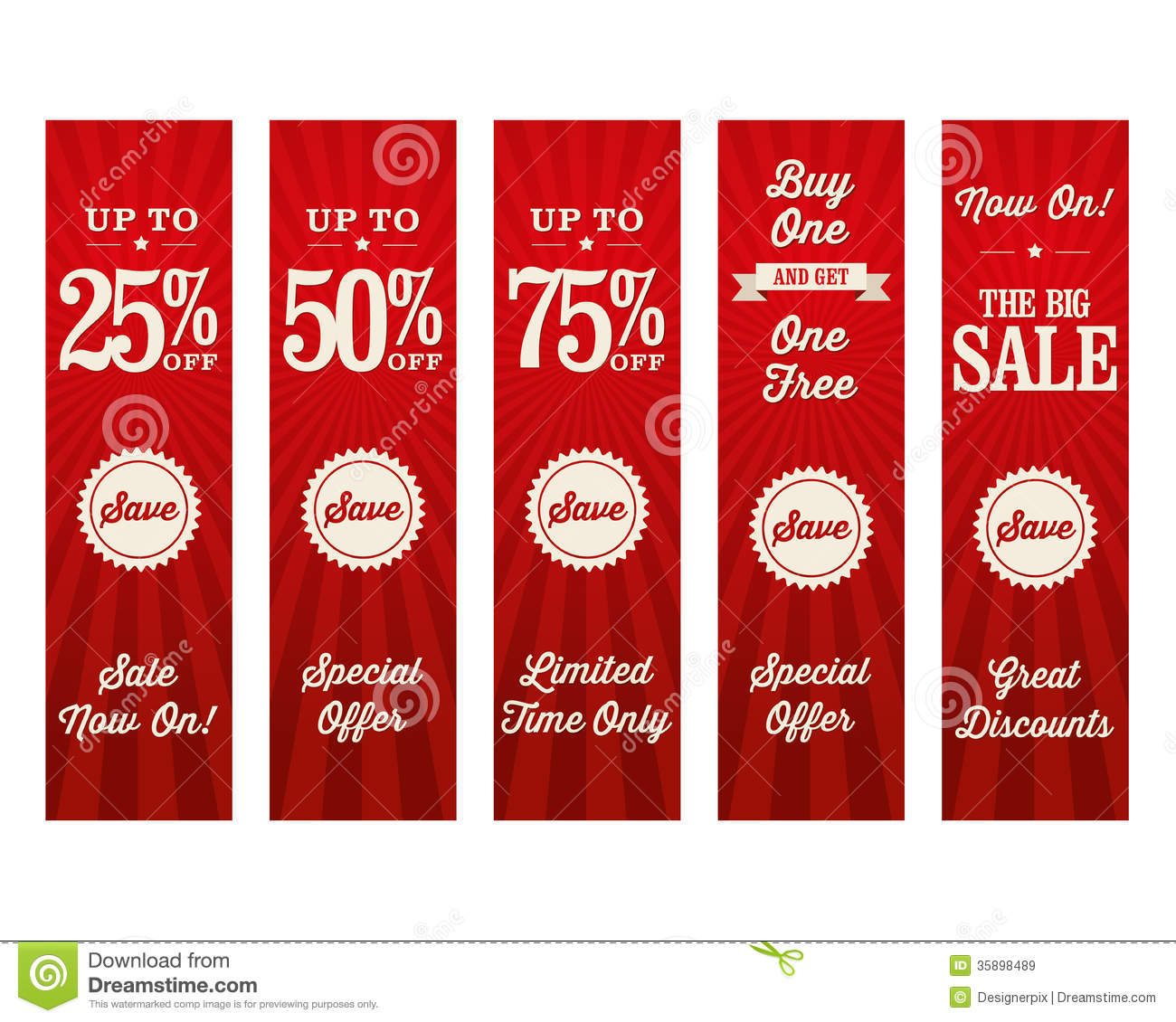Vintage Retail Website Banners Royalty Free Stock Images - Image ...: dreamstime.com/royalty-free-stock-images-vintage-retail-website...