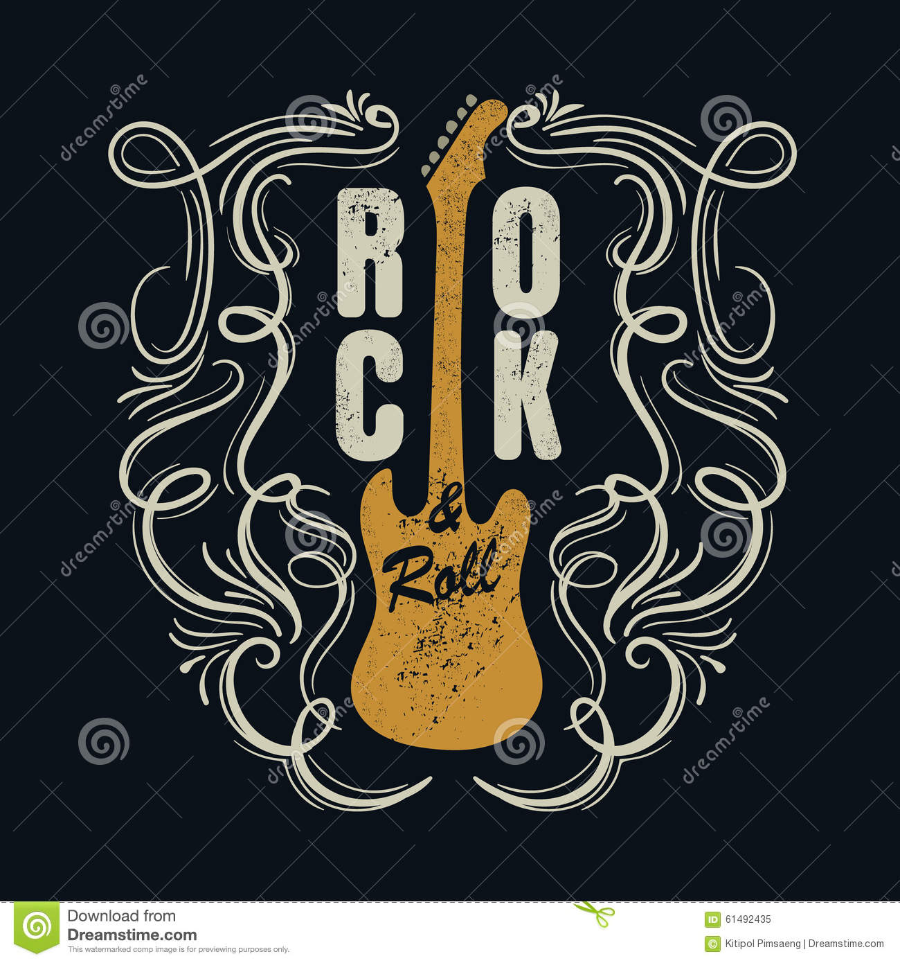 Vintage Rock And Roll 4