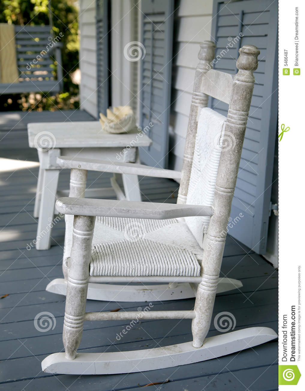 Pleasing Vintage Rocking Chair Stock Image Image Of Style Southern Gmtry Best Dining Table And Chair Ideas Images Gmtryco