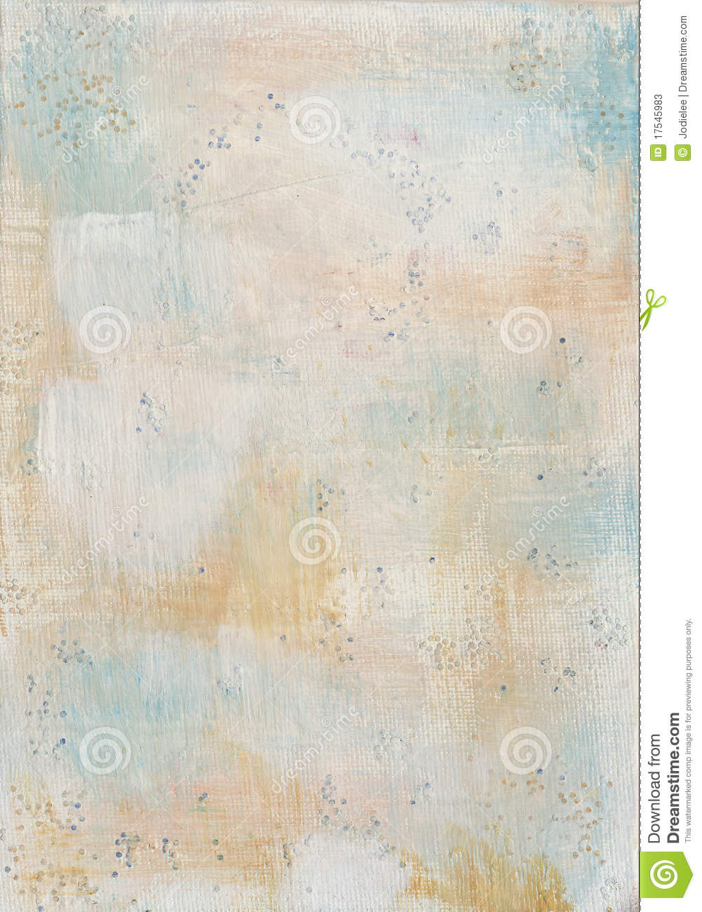 Vintage Shabby Canvas Painted Textured Background Stock
