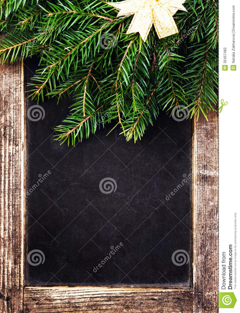 Photo Frame Ornaments For Christmas Tree