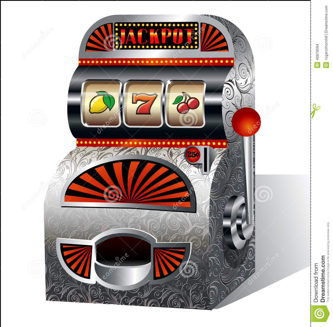 Old Style Slot Machines