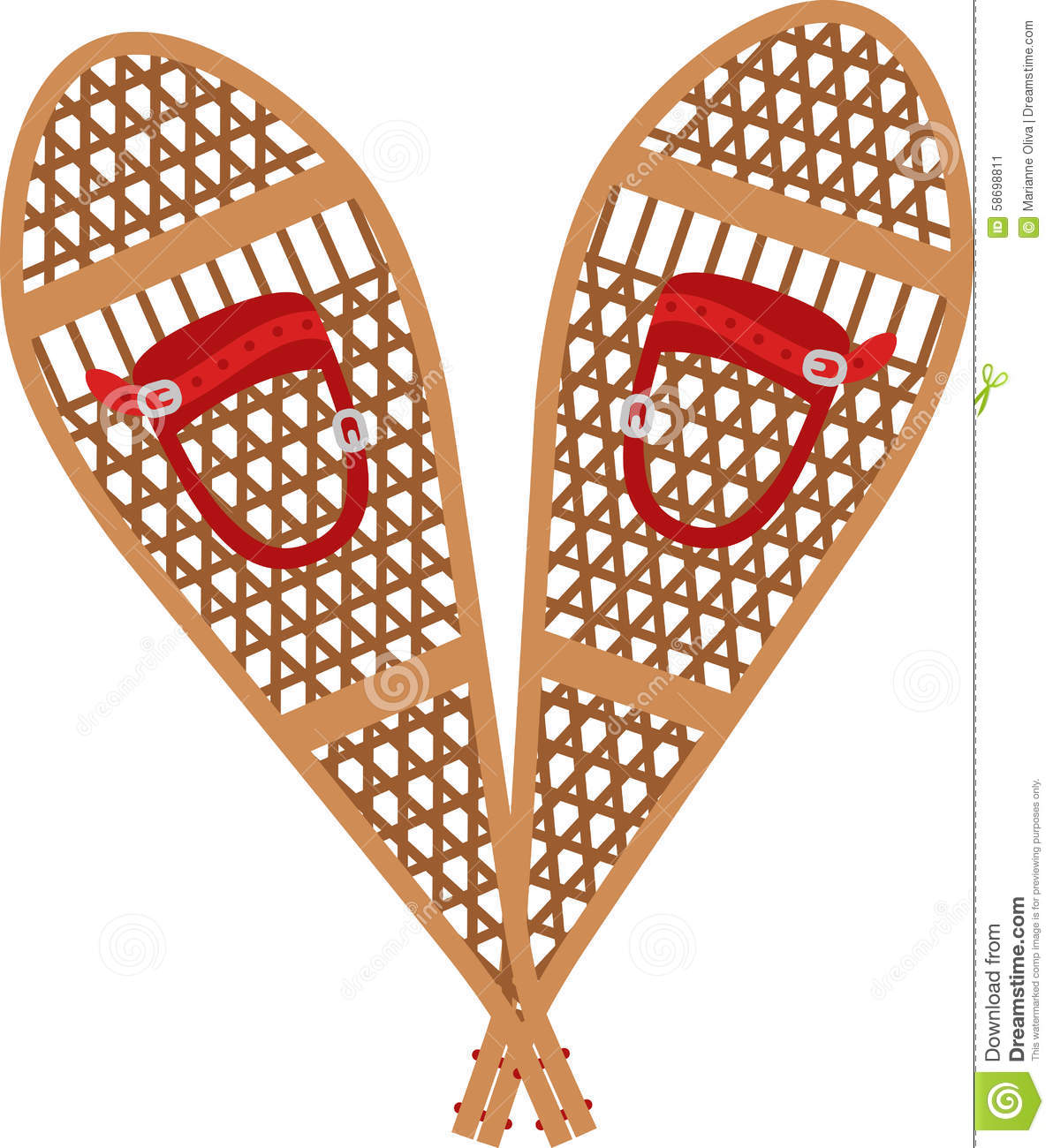 Dating vintage snowshoes
