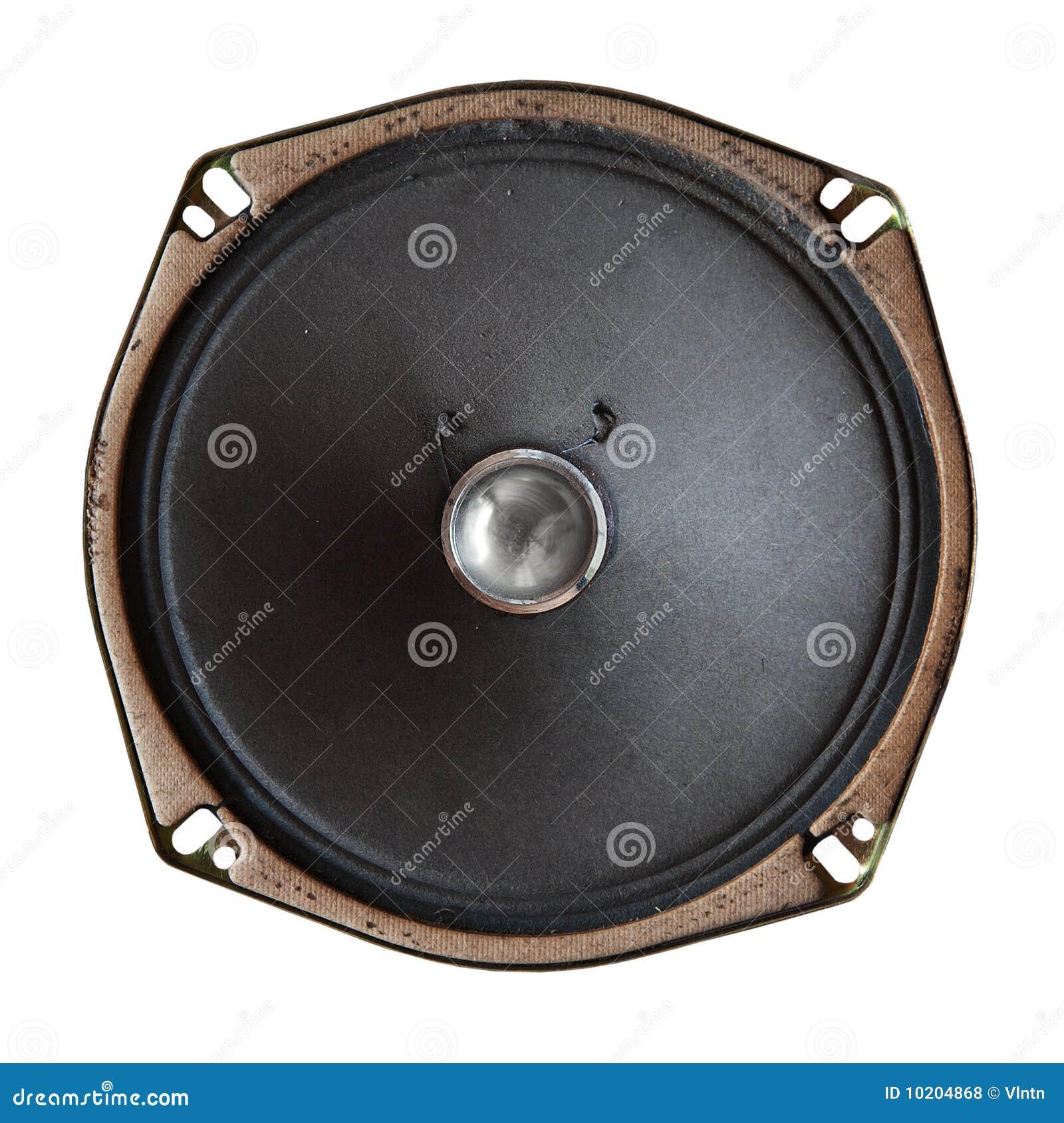 Vintage sound speaker