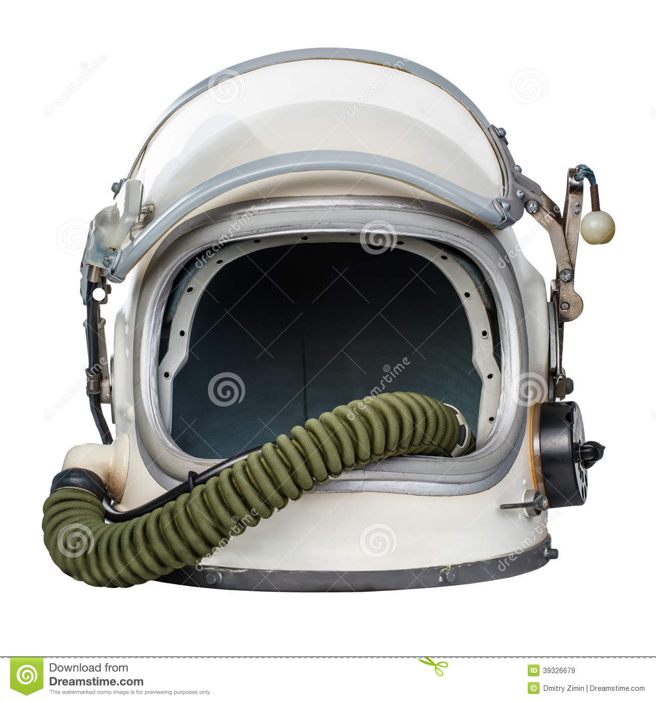 Vintage Space Helmet Stock Photo - Image: 39326679