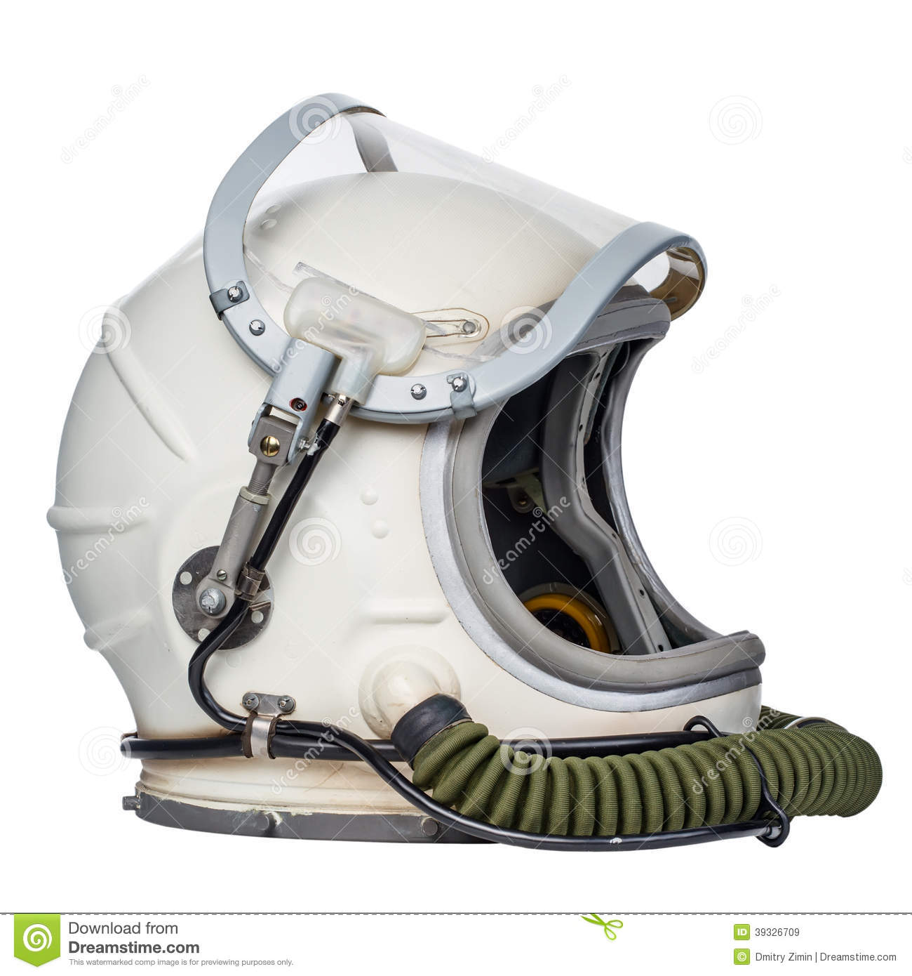 Vintage Space Helmet Stock Photo - Image: 39326709