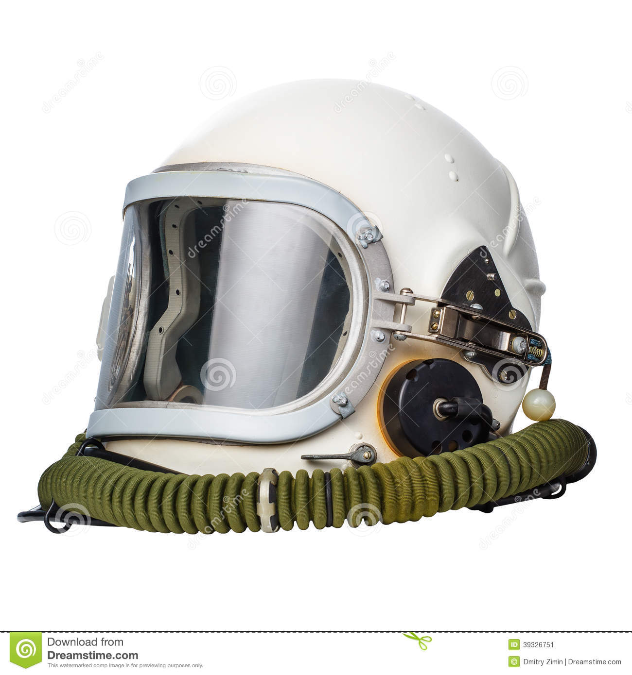 Vintage Space Helmet Stock Photo - Image: 39326751