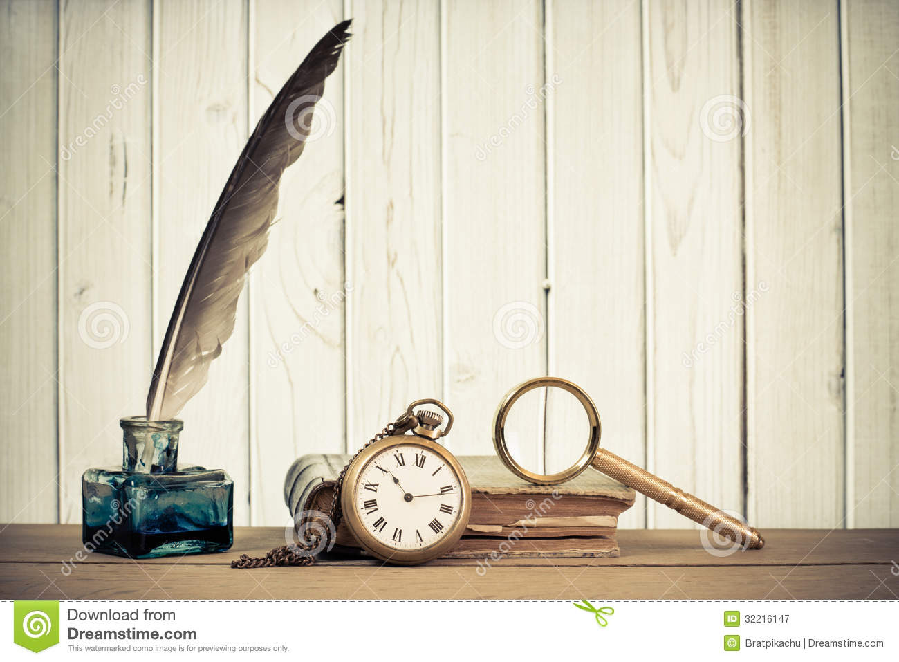 Vintage Still Life Royalty Free Stock Photography - Image: 32216147