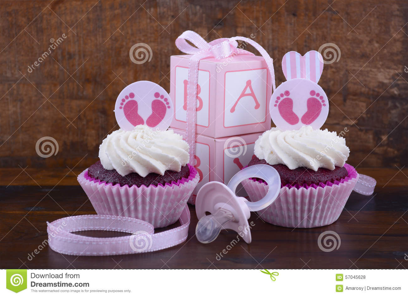 Image Of Baby Boy Shower Cupcake Boxes Elephant Baby Shower Cupcake