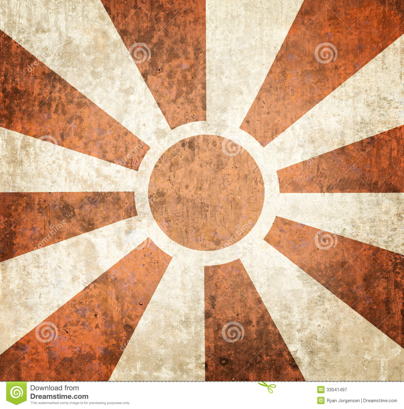 Poster design download - Background Cement Design Grunge Orange Poster