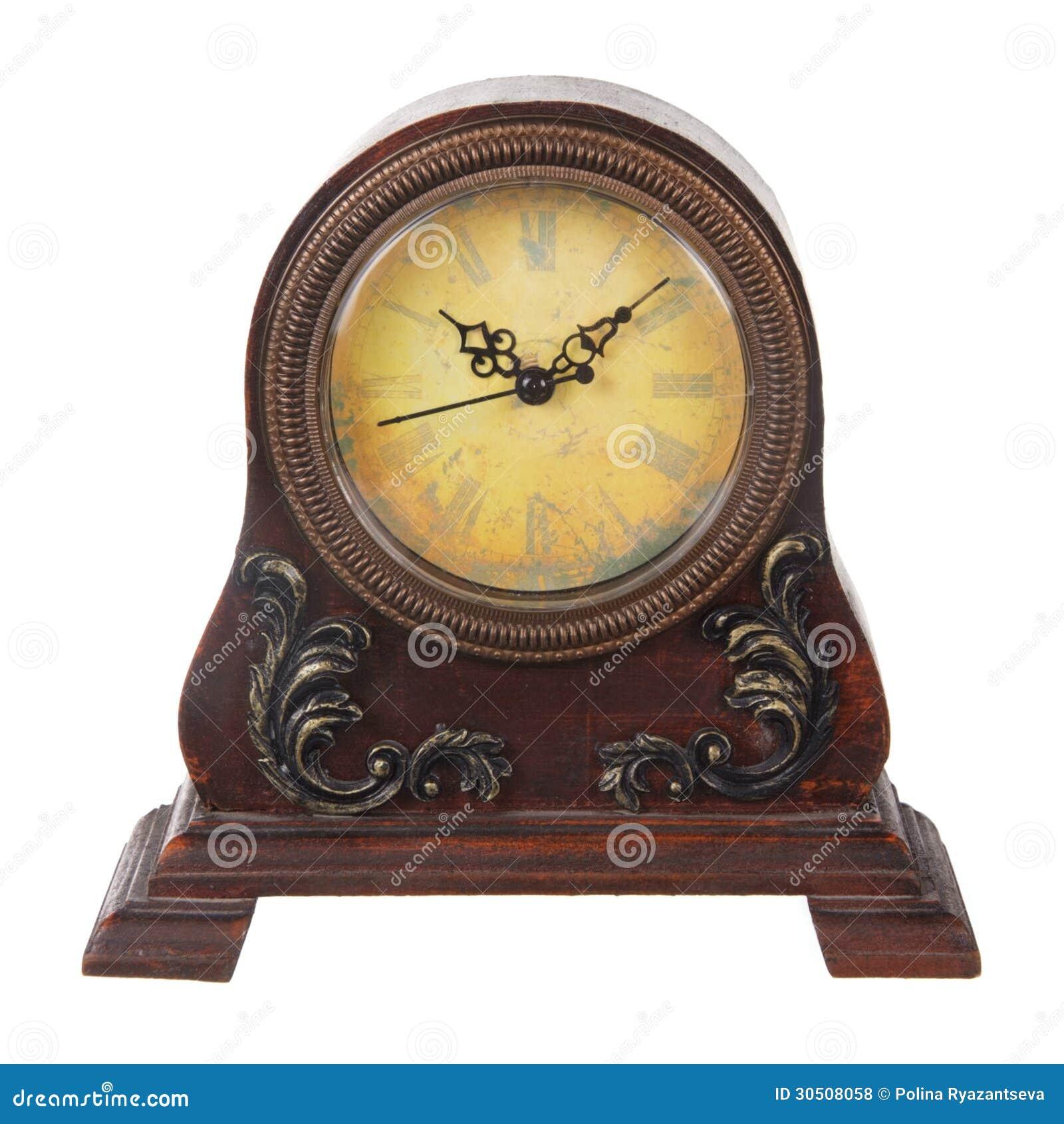 Vintage Table Clock
