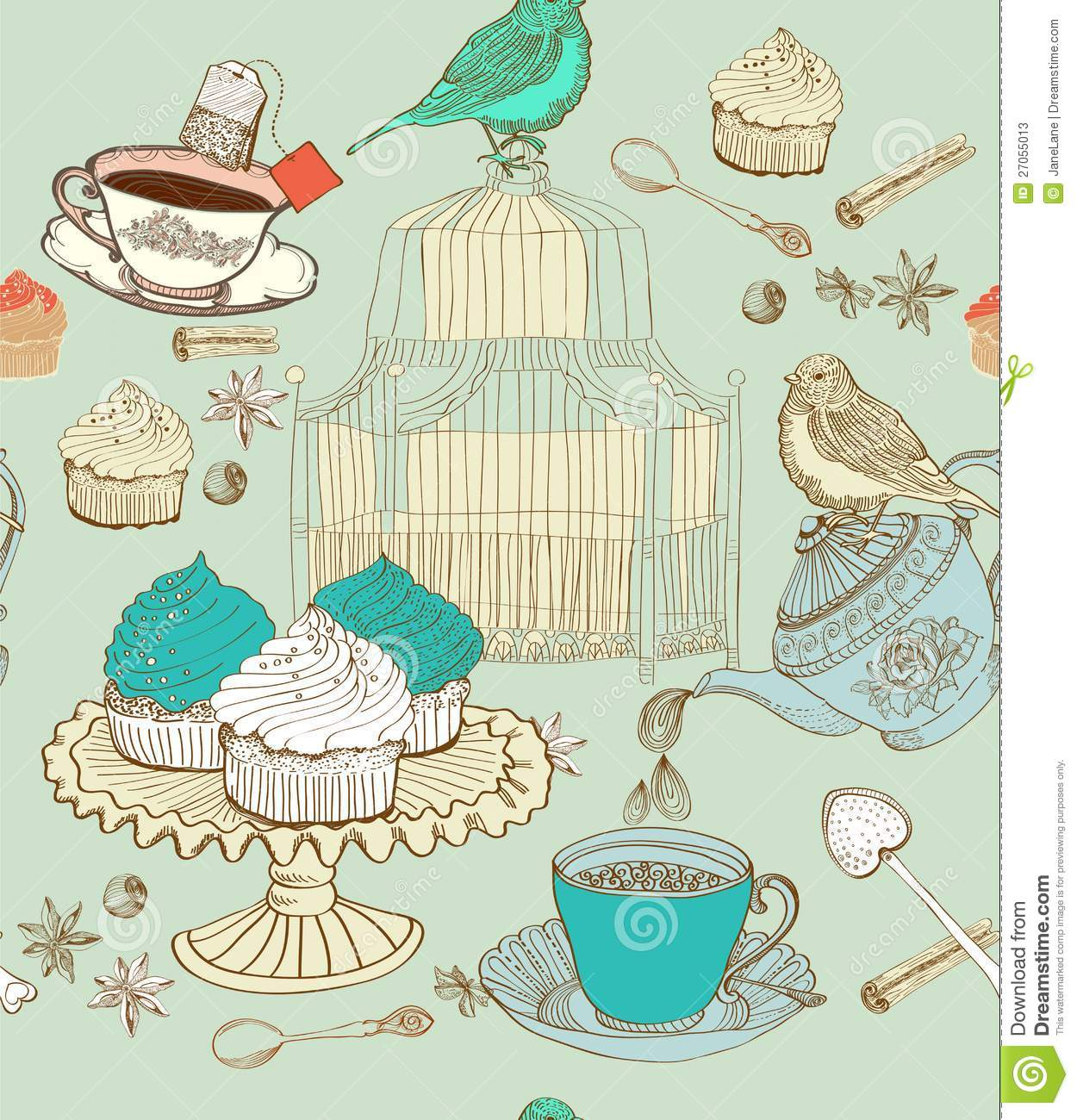 the vintage tea party book pdf