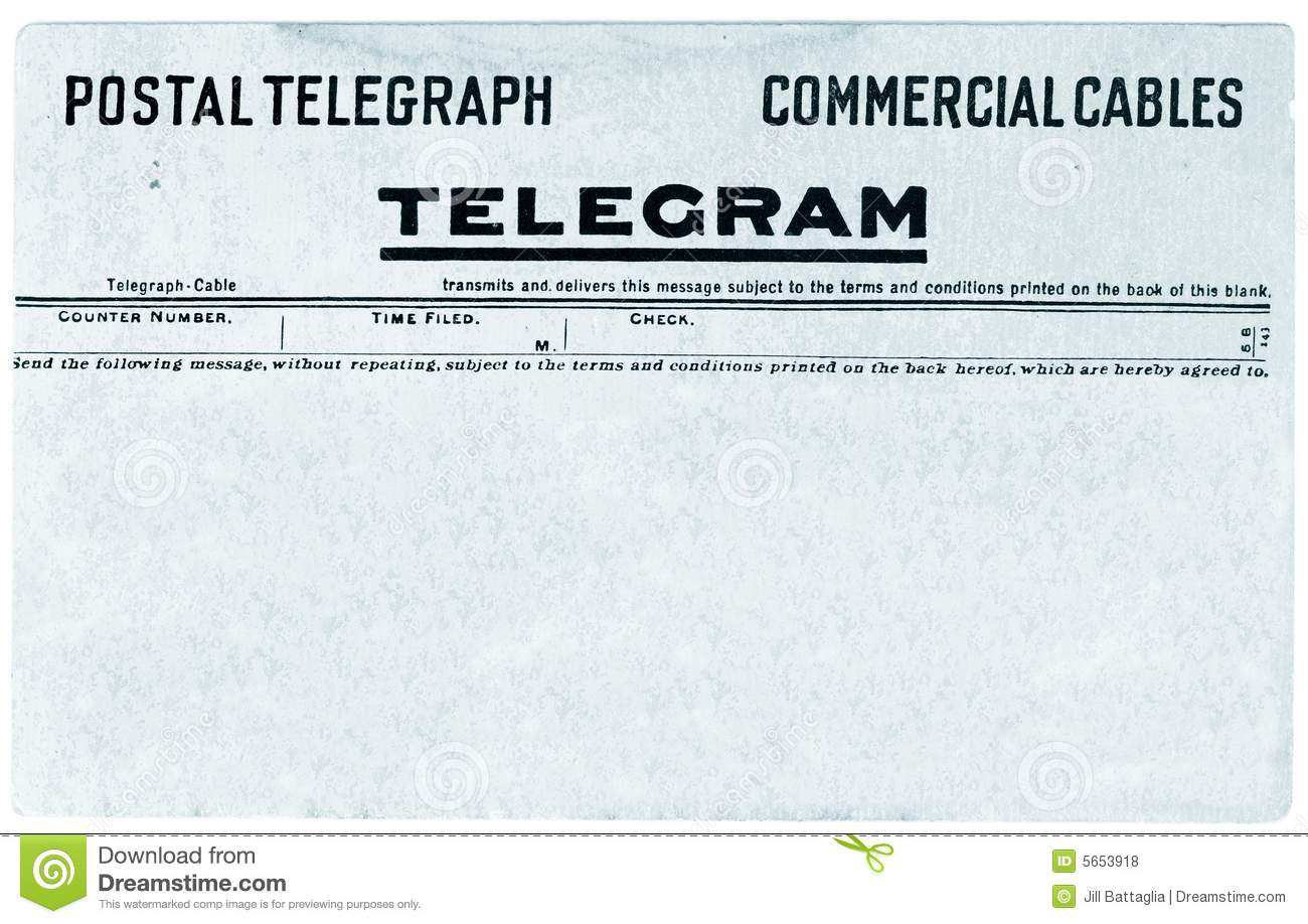 how to write a telegram Thanks for the a2a simple rules on writing telegrams to sound more last-century (if you're interested): • be economical with your use of words • write out n.