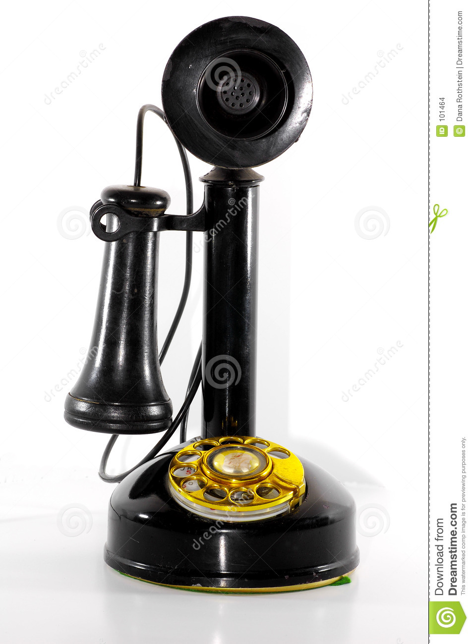 Vintage Telephone 2 Stock Images Image 101464