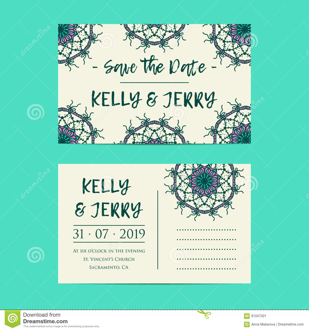 Vintage template design layout for wedding invitation wedding download vintage template design layout for wedding invitation wedding invitation thank you card stopboris Image collections